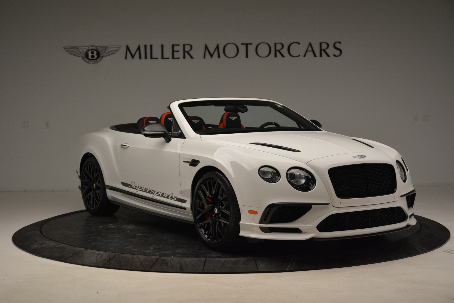 Used 2018 Bentley Continental GT Supersports Convertible For Sale In Westport, CT 1875_p11