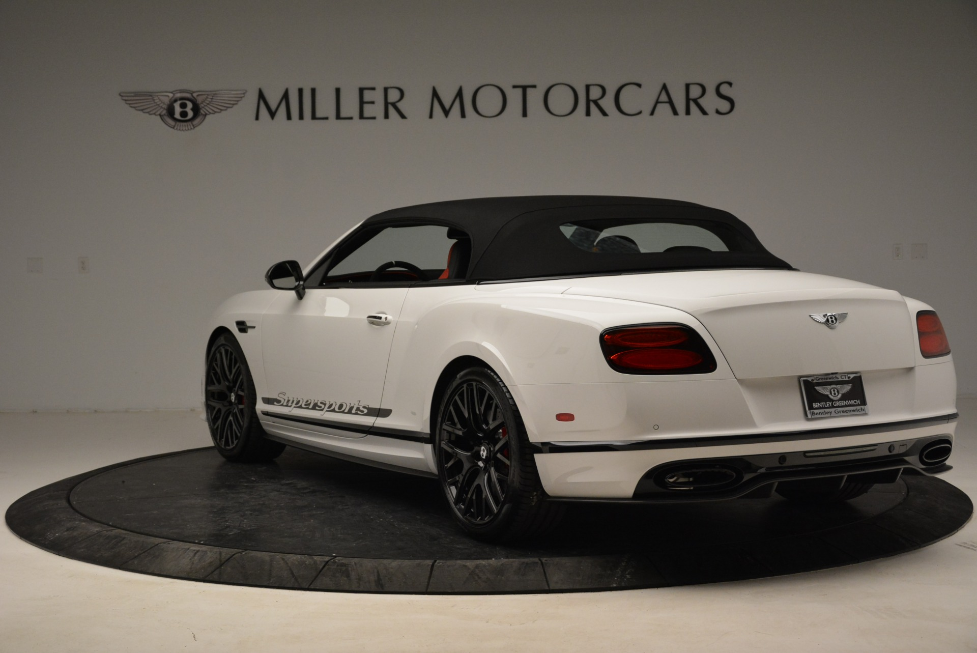 Used 2018 Bentley Continental GT Supersports Convertible For Sale In Westport, CT 1875_p15