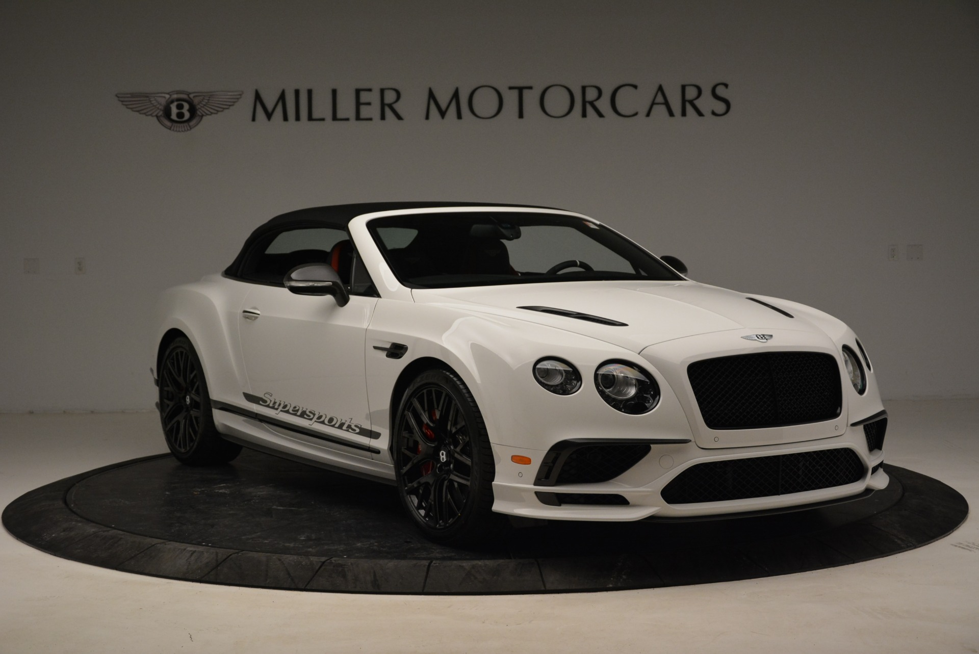 Used 2018 Bentley Continental GT Supersports Convertible For Sale In Westport, CT 1875_p19