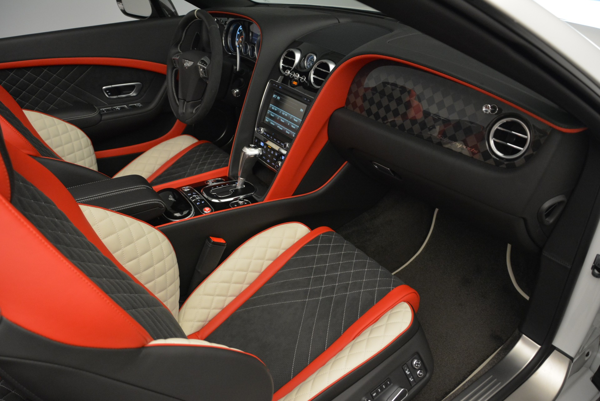Used 2018 Bentley Continental GT Supersports Convertible For Sale In Westport, CT 1875_p29