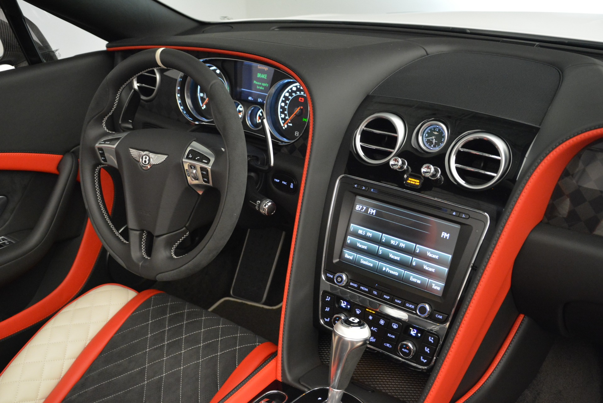 Used 2018 Bentley Continental GT Supersports Convertible For Sale In Westport, CT 1875_p30