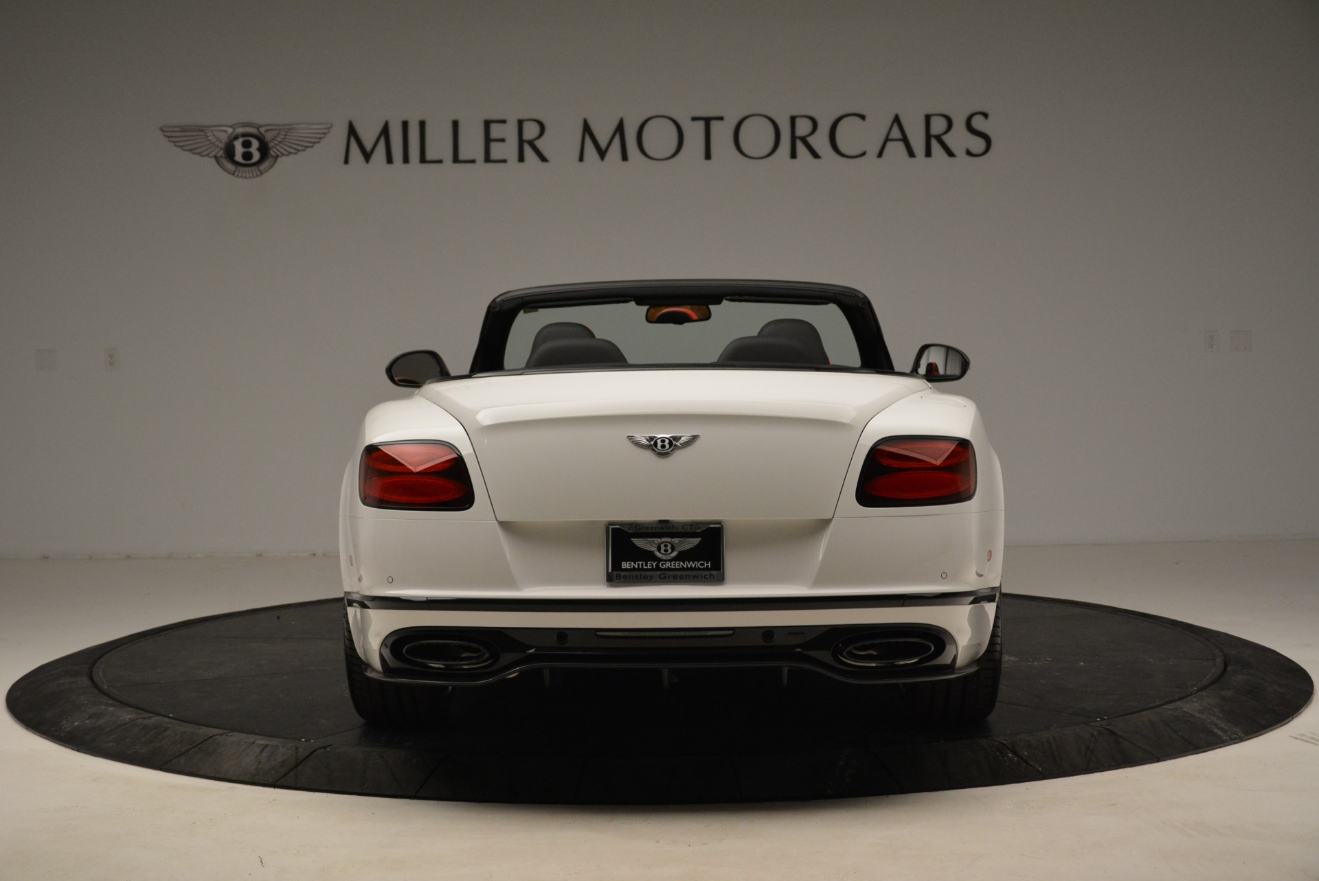 Used 2018 Bentley Continental GT Supersports Convertible For Sale In Westport, CT 1875_p6