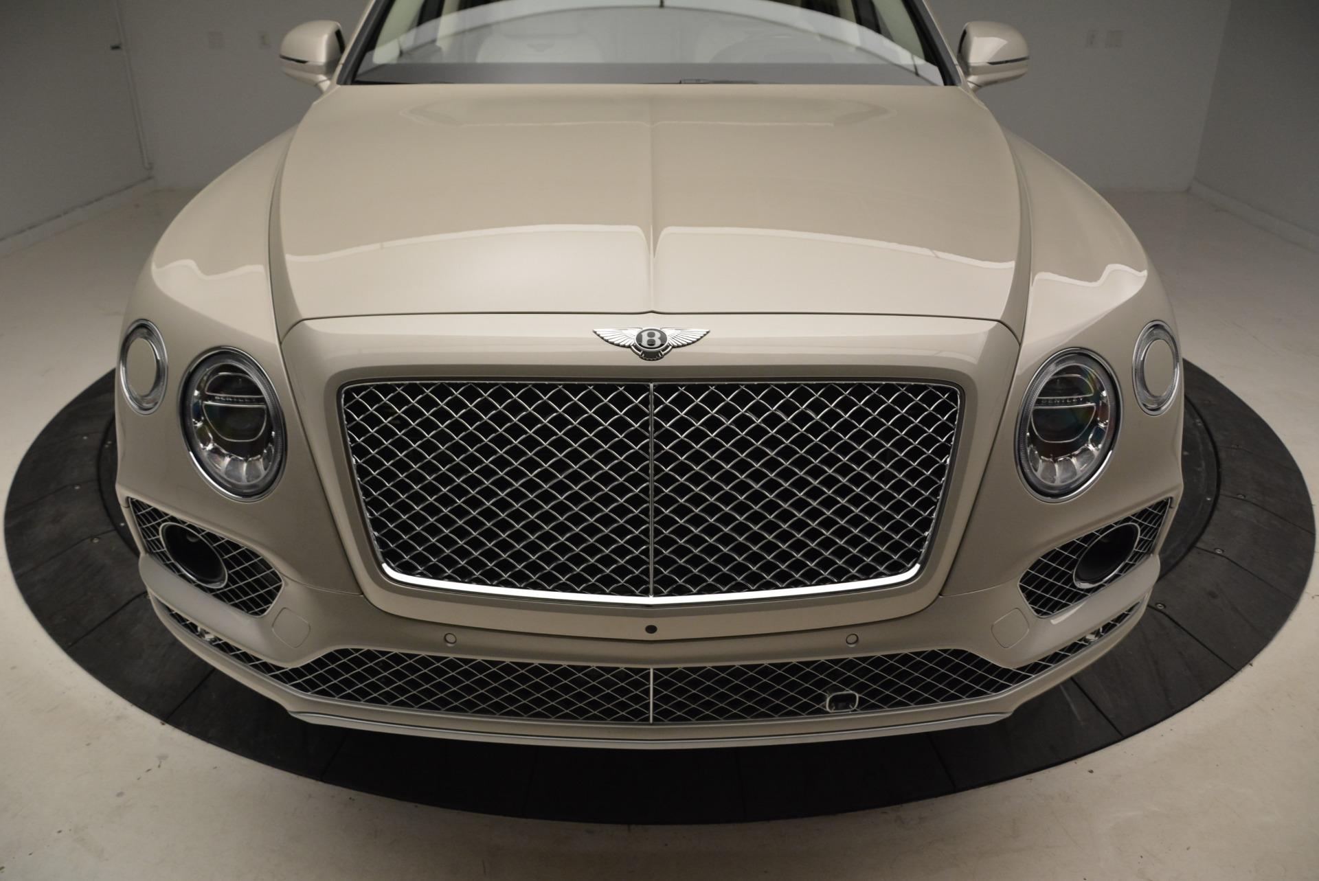 New 2018 Bentley Bentayga Signature For Sale In Westport, CT 1876_p13