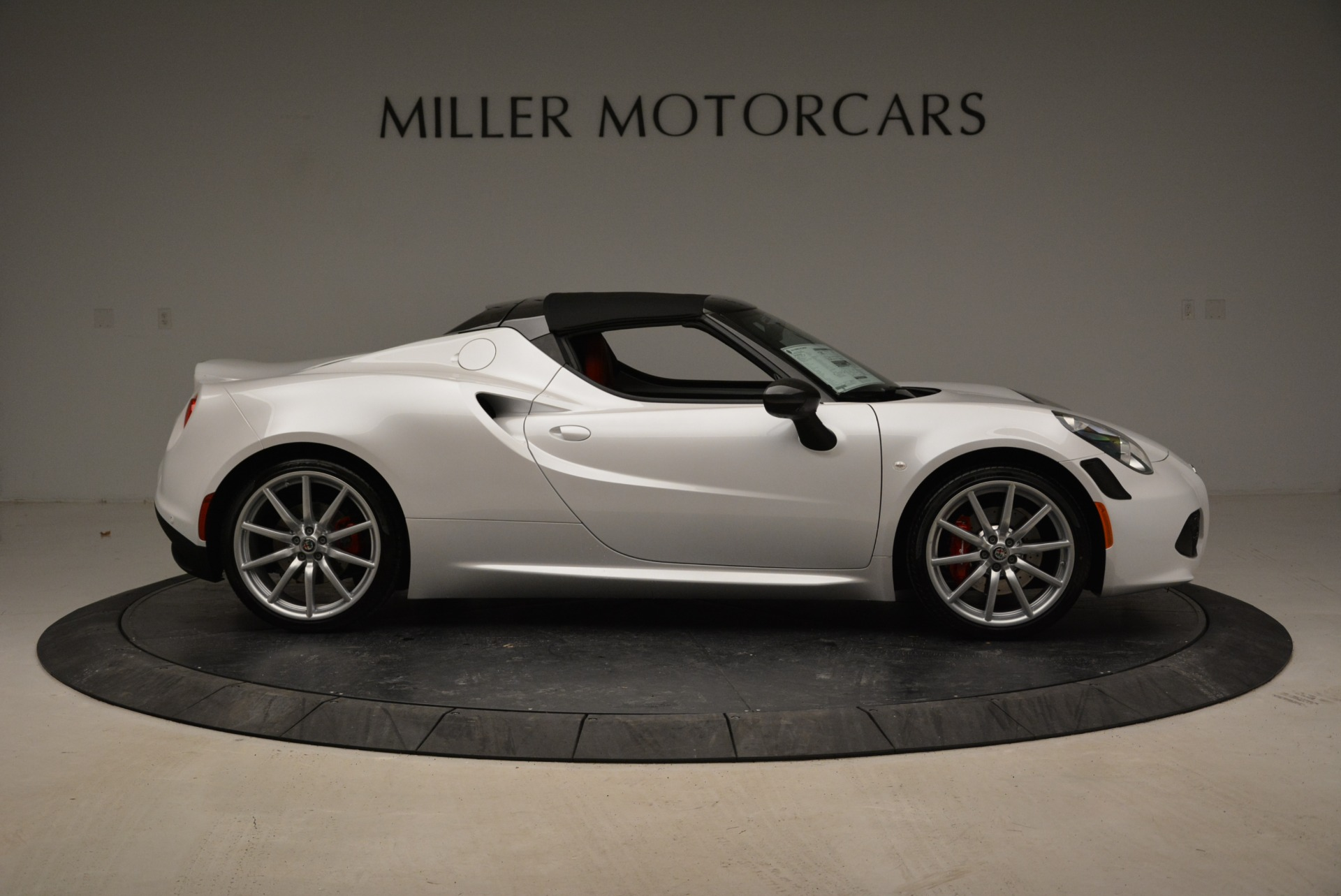 New 2018 Alfa Romeo 4C Spider For Sale In Westport, CT 1878_p12
