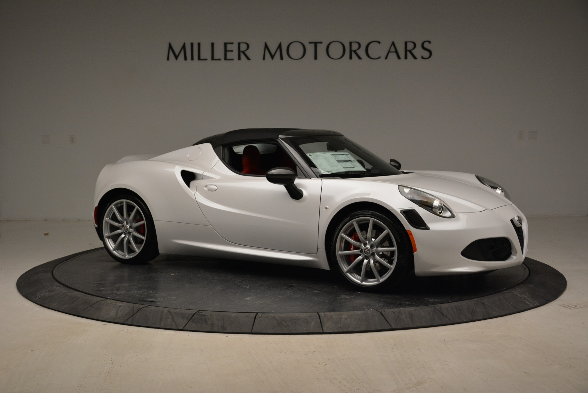 New 2018 Alfa Romeo 4C Spider For Sale In Westport, CT 1878_p14