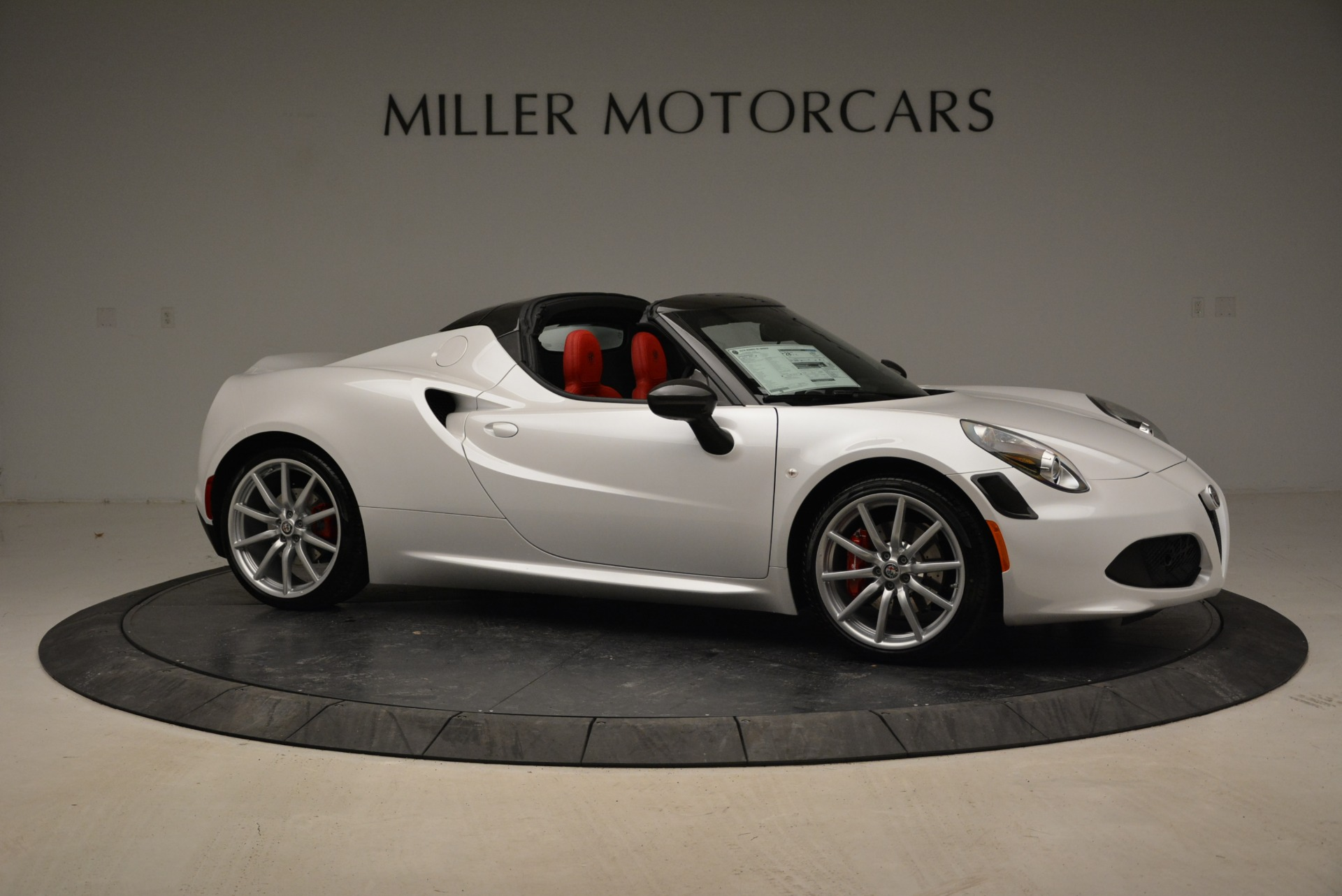 New 2018 Alfa Romeo 4C Spider For Sale In Westport, CT 1878_p15