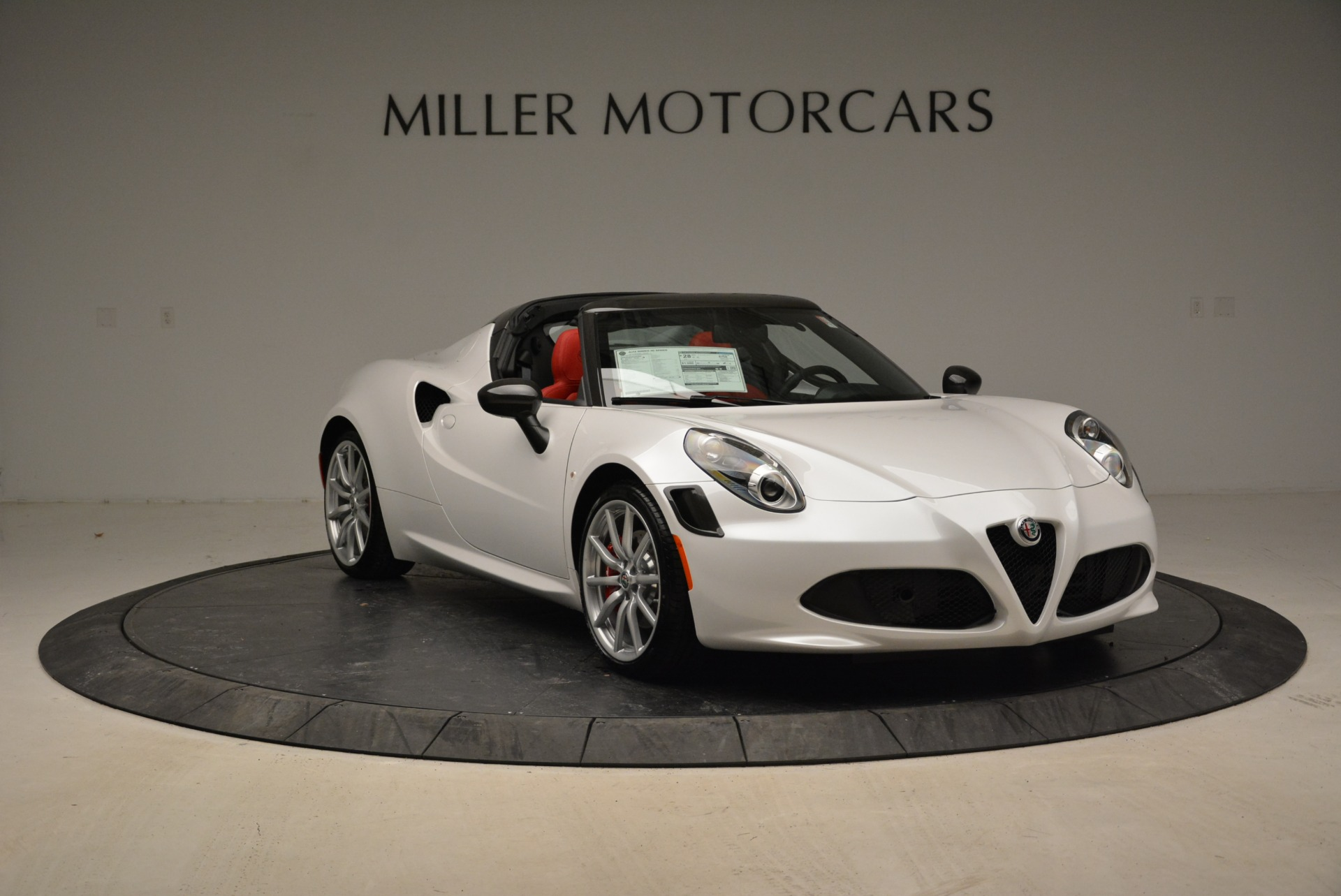 New 2018 Alfa Romeo 4C Spider For Sale In Westport, CT 1878_p17