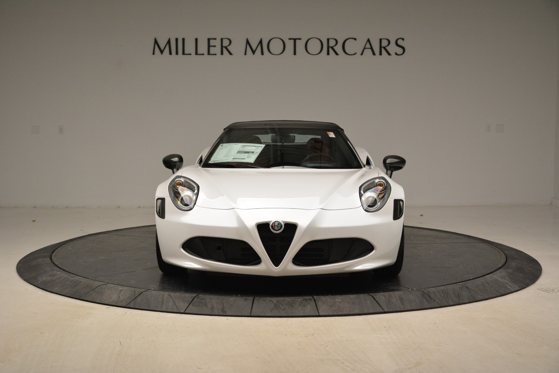 New 2018 Alfa Romeo 4C Spider For Sale In Westport, CT 1878_p18