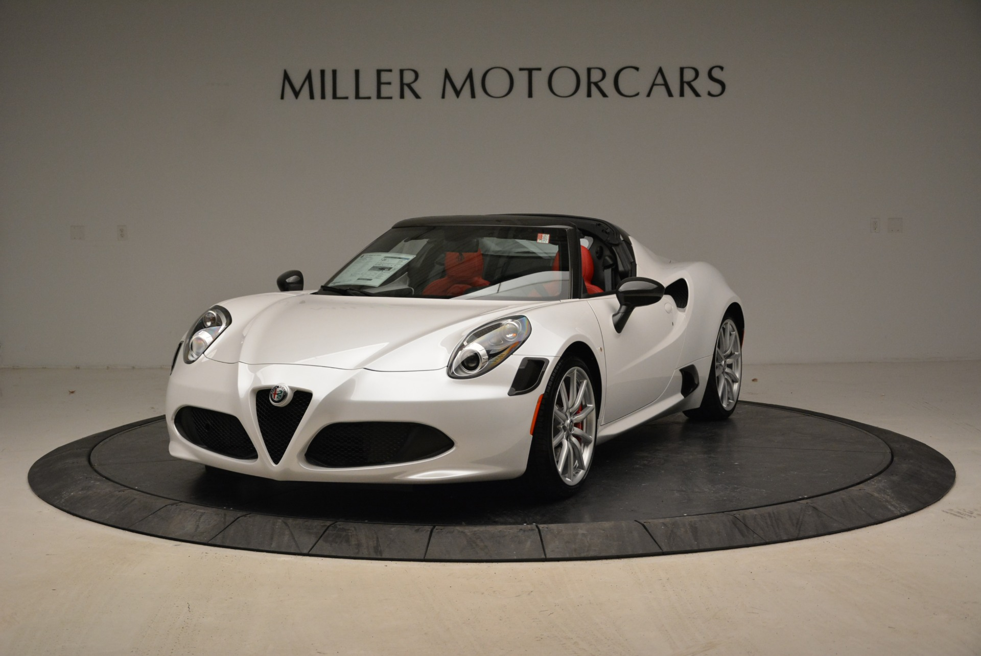 New 2018 Alfa Romeo 4C Spider For Sale In Westport, CT 1878_p2