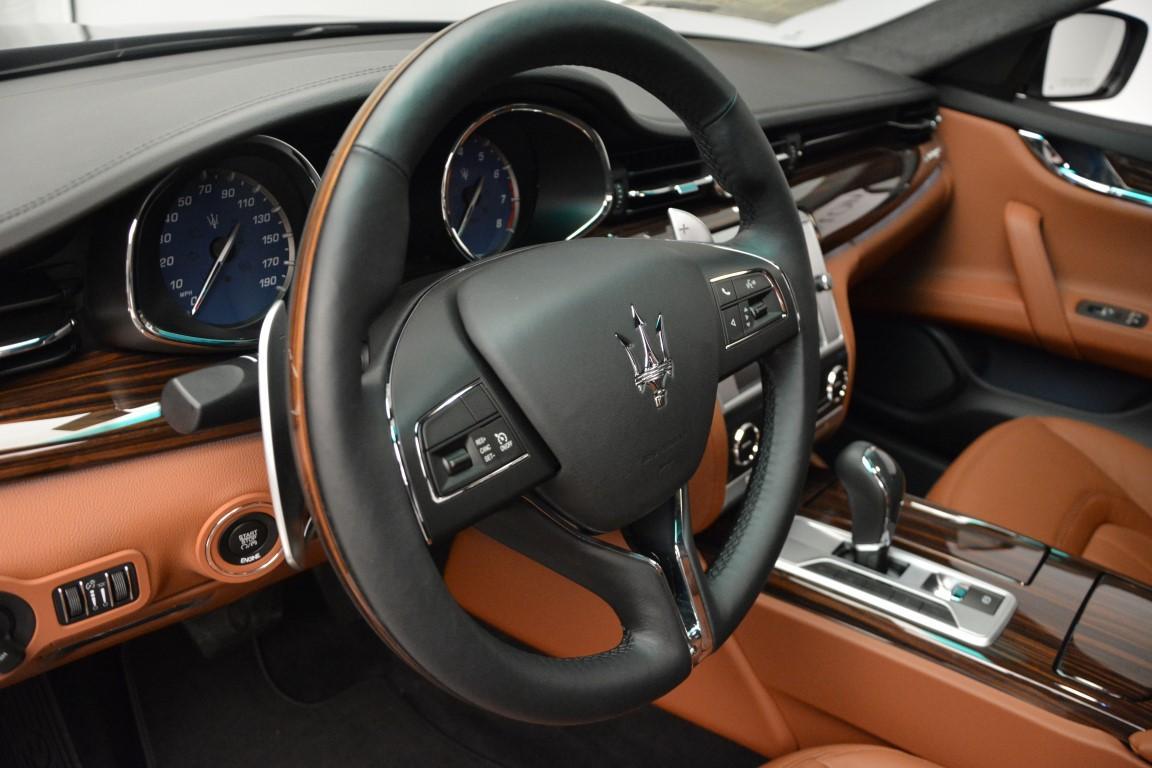 New 2016 Maserati Quattroporte S Q4 For Sale In Westport, CT 188_p17