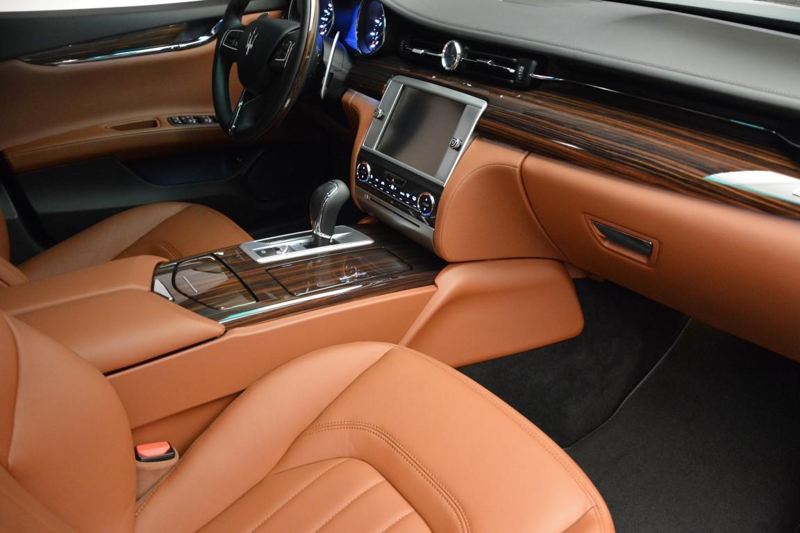 New 2016 Maserati Quattroporte S Q4 For Sale In Westport, CT 188_p20