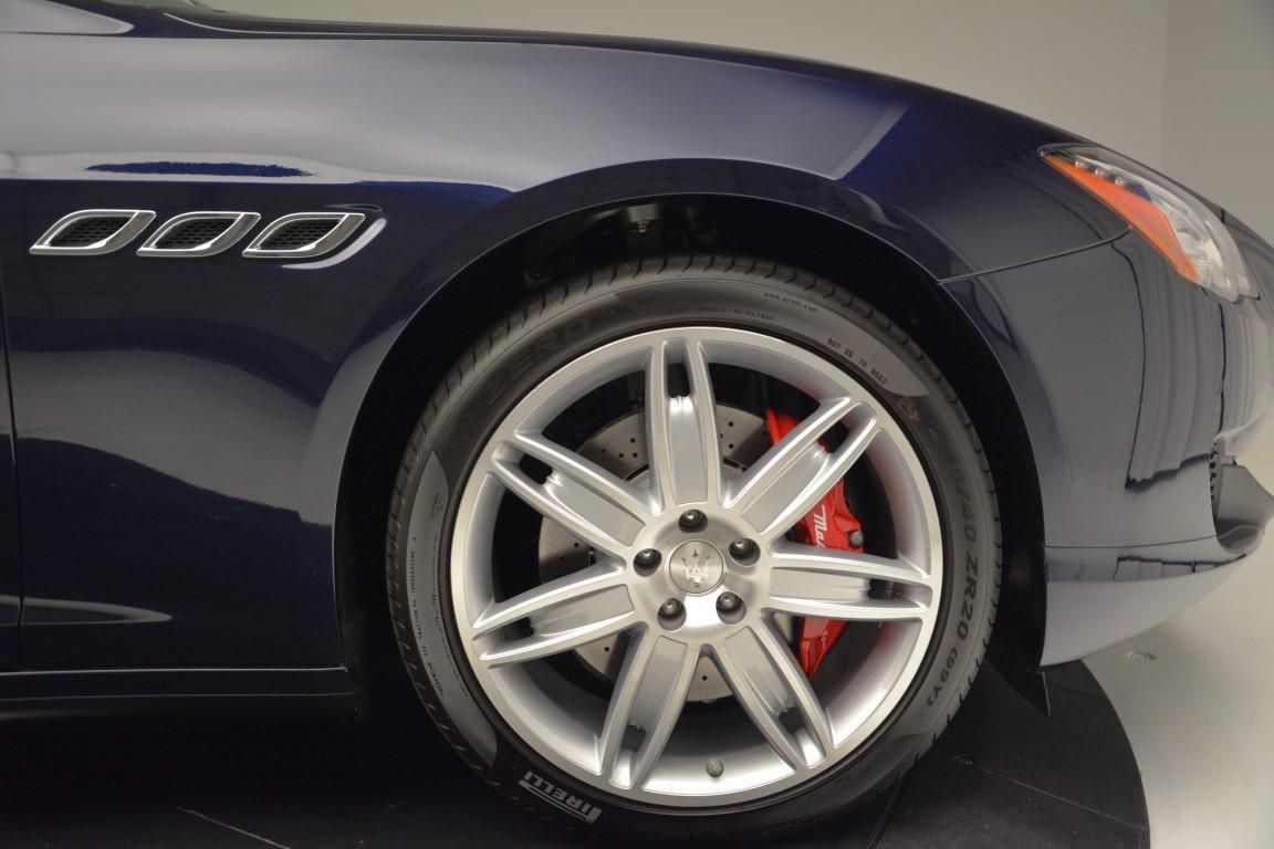 New 2016 Maserati Quattroporte S Q4 For Sale In Westport, CT 188_p26