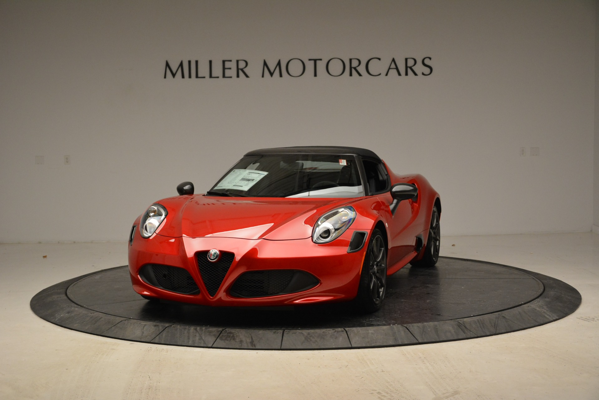 New 2018 Alfa Romeo 4C Spider For Sale In Westport, CT