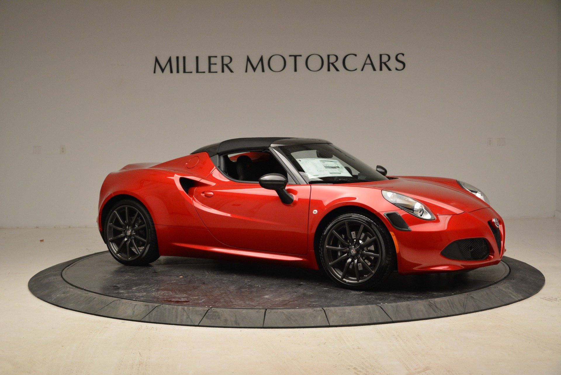 New 2018 Alfa Romeo 4C Spider For Sale In Westport, CT 1880_p14