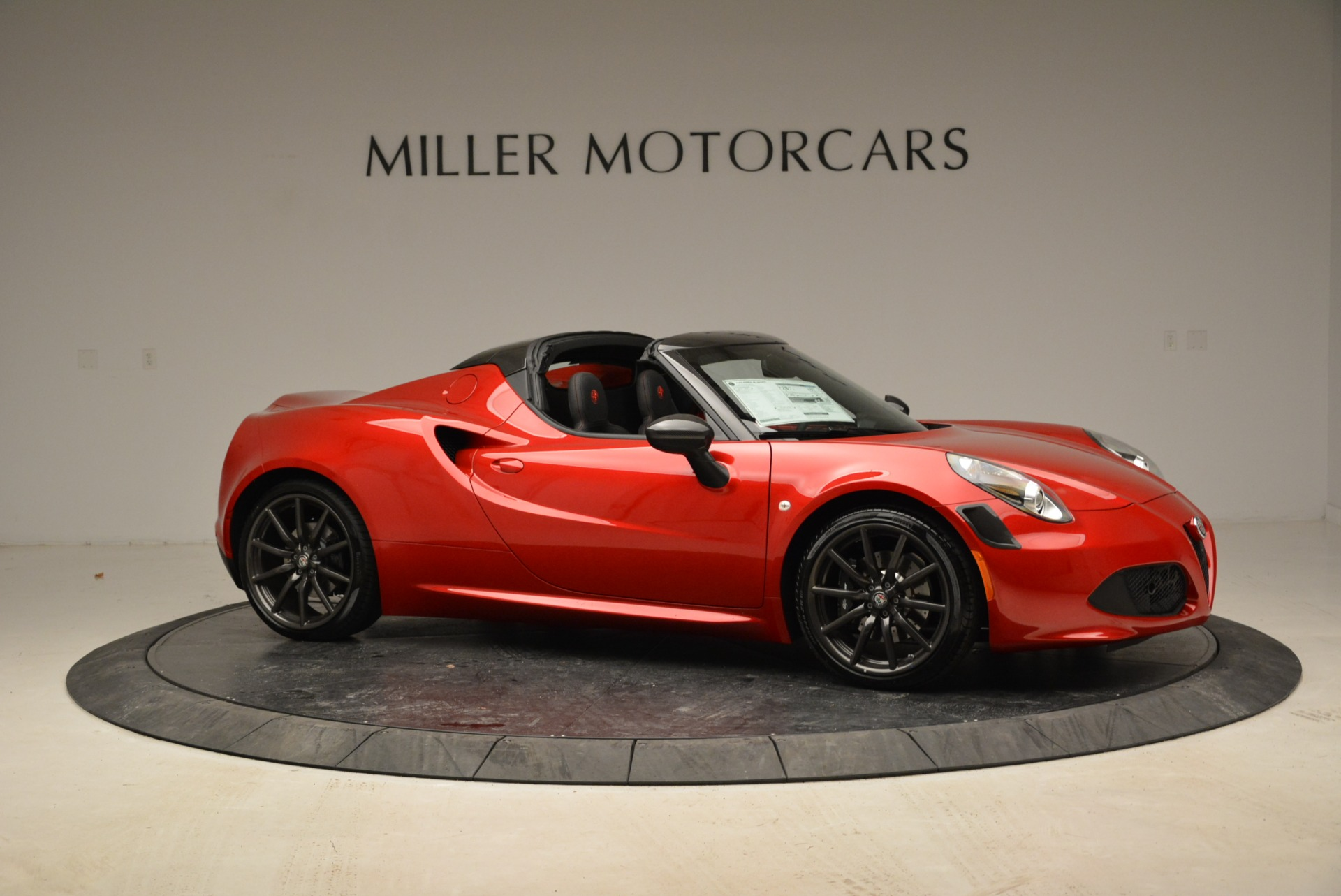 New 2018 Alfa Romeo 4C Spider For Sale In Westport, CT 1880_p15