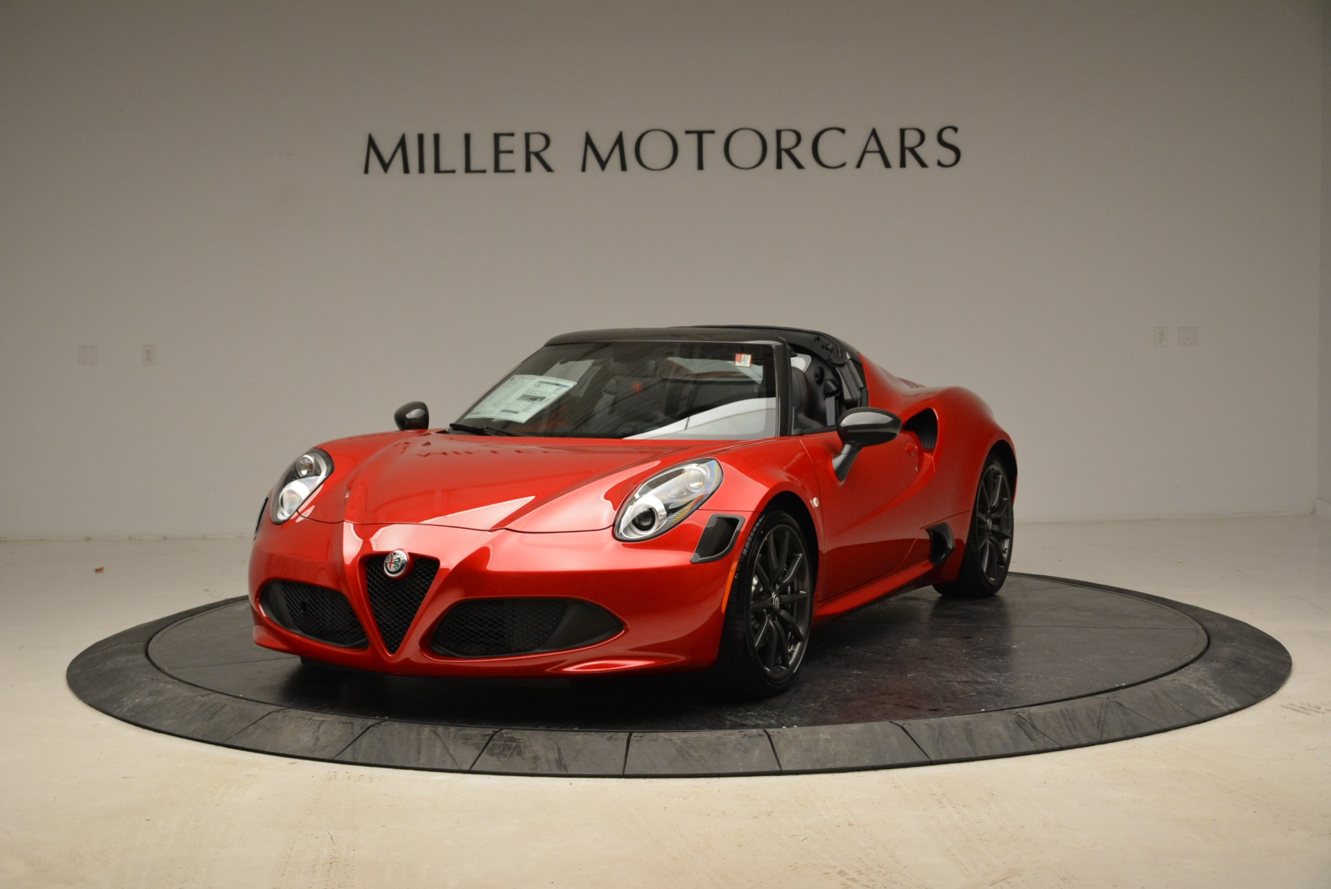 New 2018 Alfa Romeo 4C Spider For Sale In Westport, CT 1880_p2