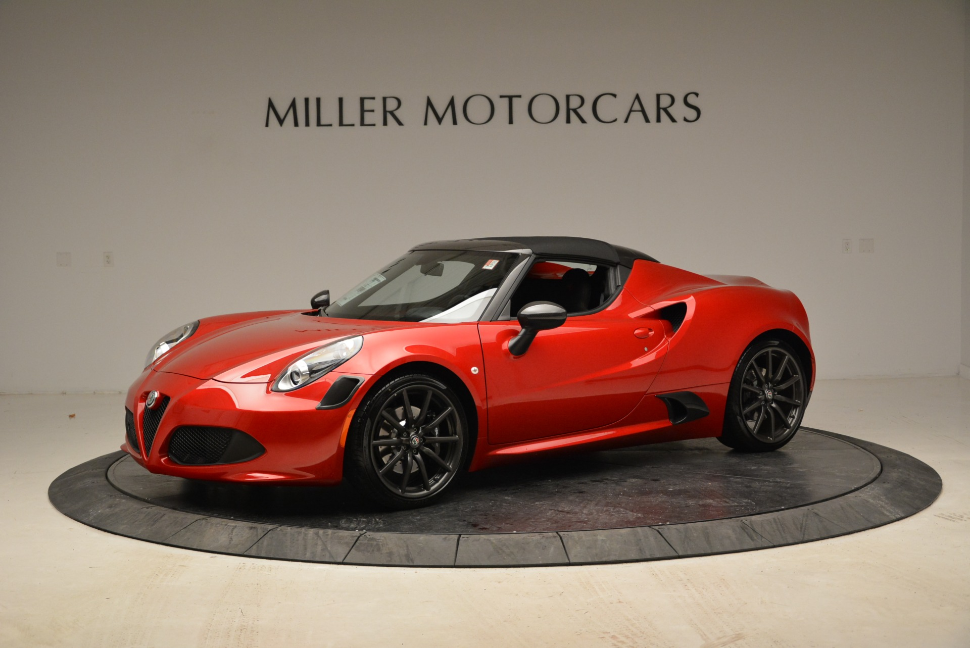 New 2018 Alfa Romeo 4C Spider For Sale In Westport, CT 1880_p3
