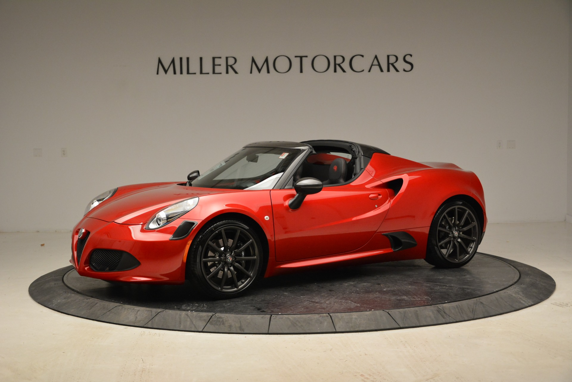 New 2018 Alfa Romeo 4C Spider For Sale In Westport, CT 1880_p4