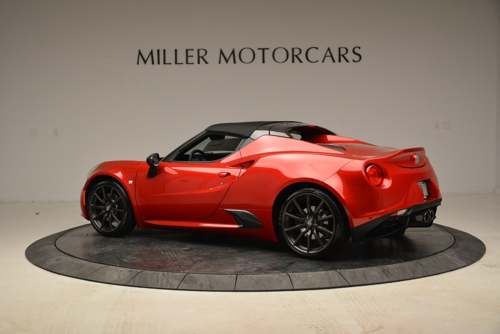 New 2018 Alfa Romeo 4C Spider For Sale In Westport, CT 1880_p7
