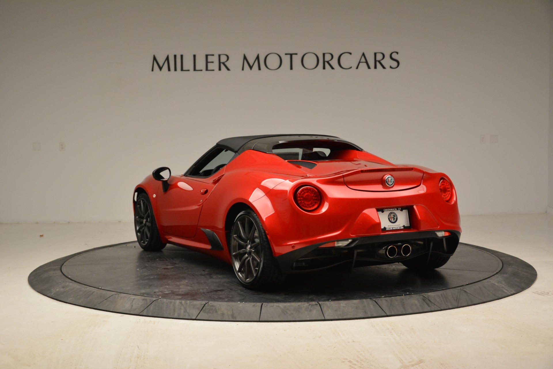 New 2018 Alfa Romeo 4C Spider For Sale In Westport, CT 1880_p8