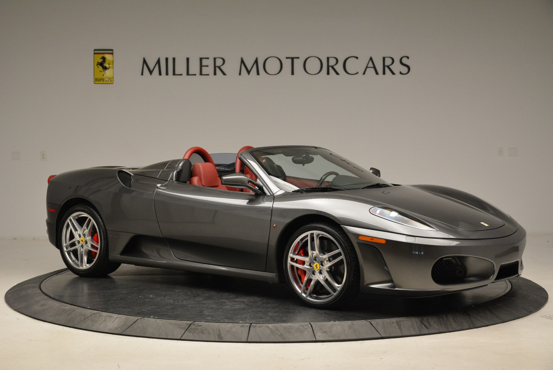 Used 2008 Ferrari F430 Spider  For Sale In Westport, CT 1883_p10