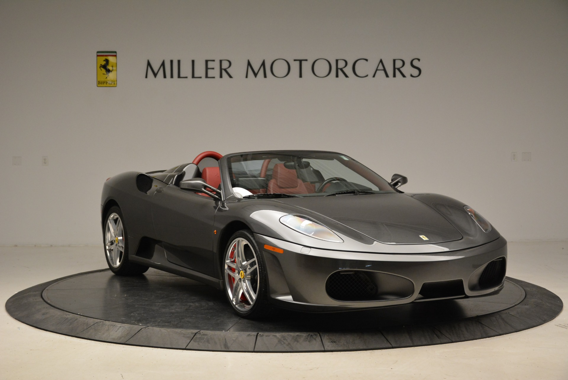 Used 2008 Ferrari F430 Spider  For Sale In Westport, CT 1883_p11