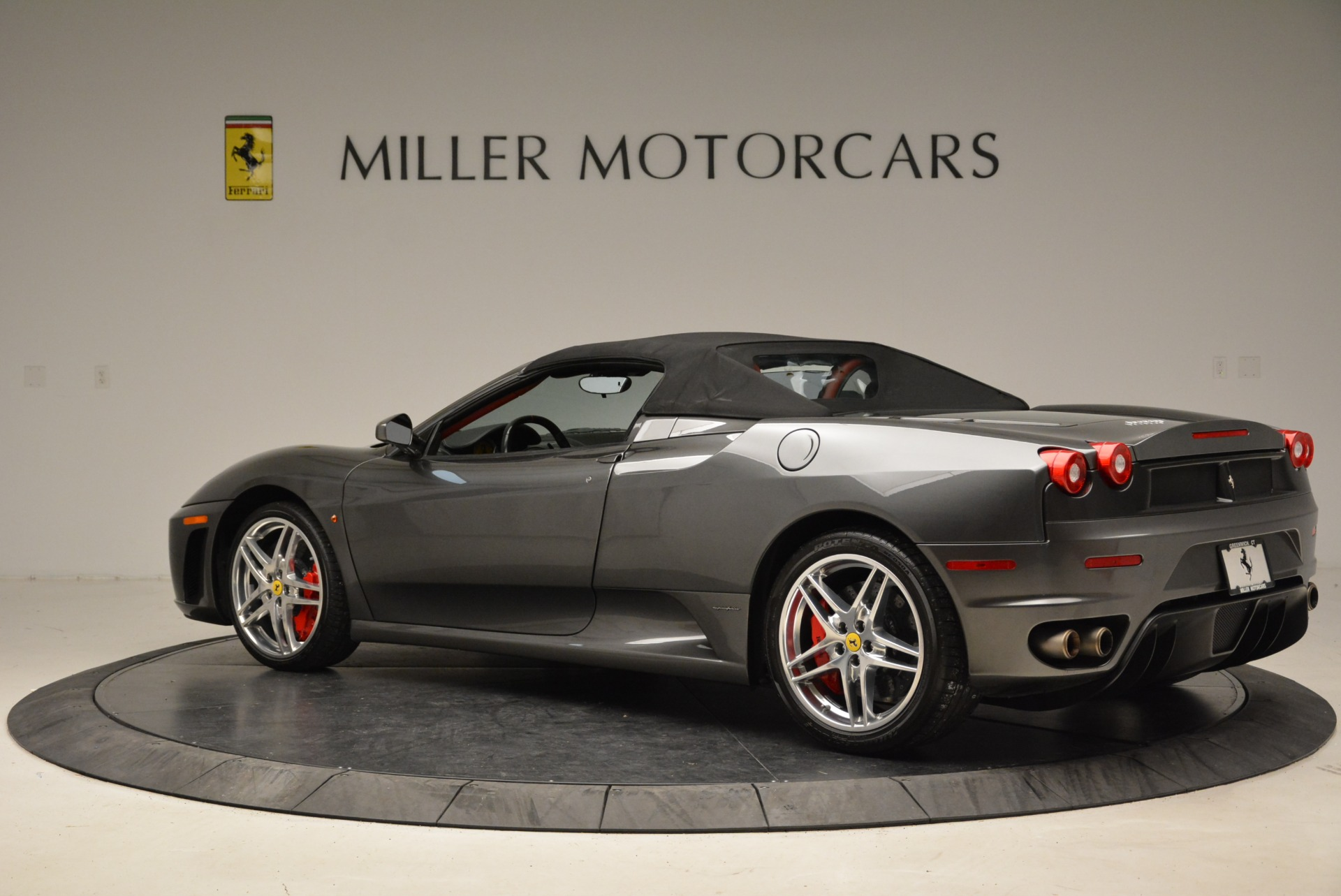 Used 2008 Ferrari F430 Spider  For Sale In Westport, CT 1883_p16