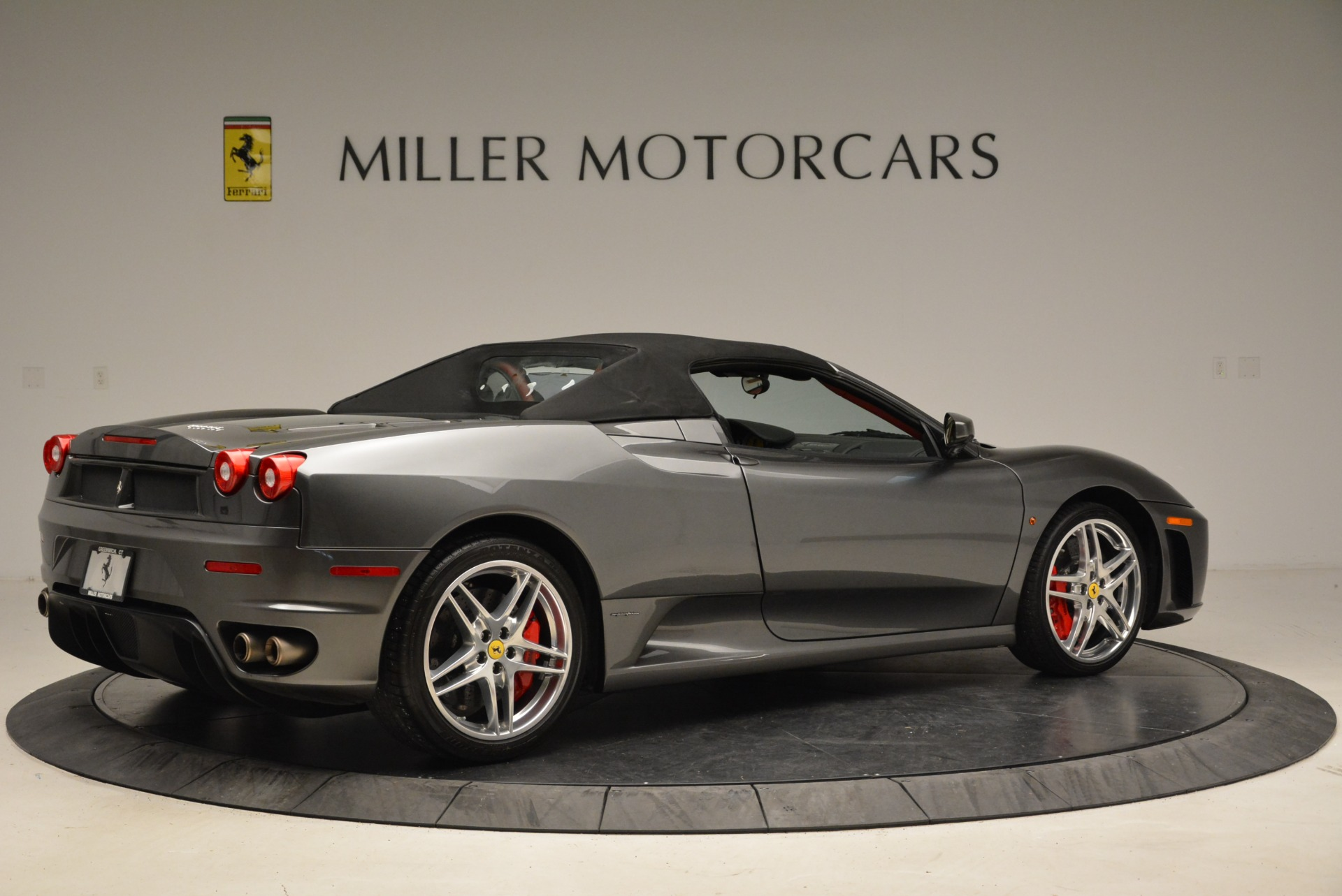 Used 2008 Ferrari F430 Spider  For Sale In Westport, CT 1883_p20