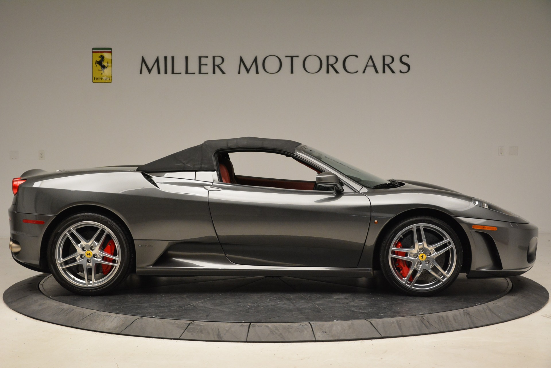 Used 2008 Ferrari F430 Spider  For Sale In Westport, CT 1883_p21