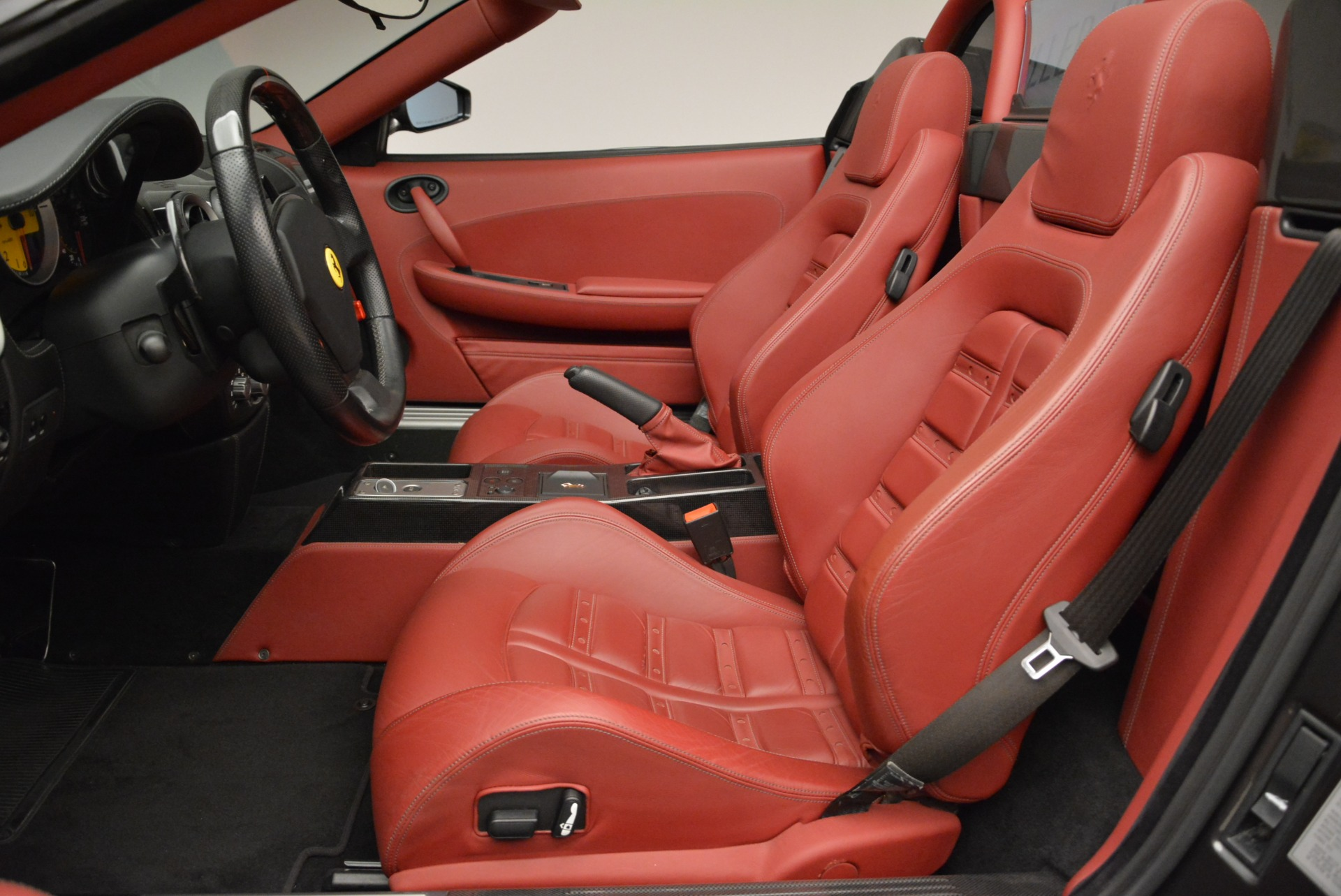 Used 2008 Ferrari F430 Spider  For Sale In Westport, CT 1883_p26