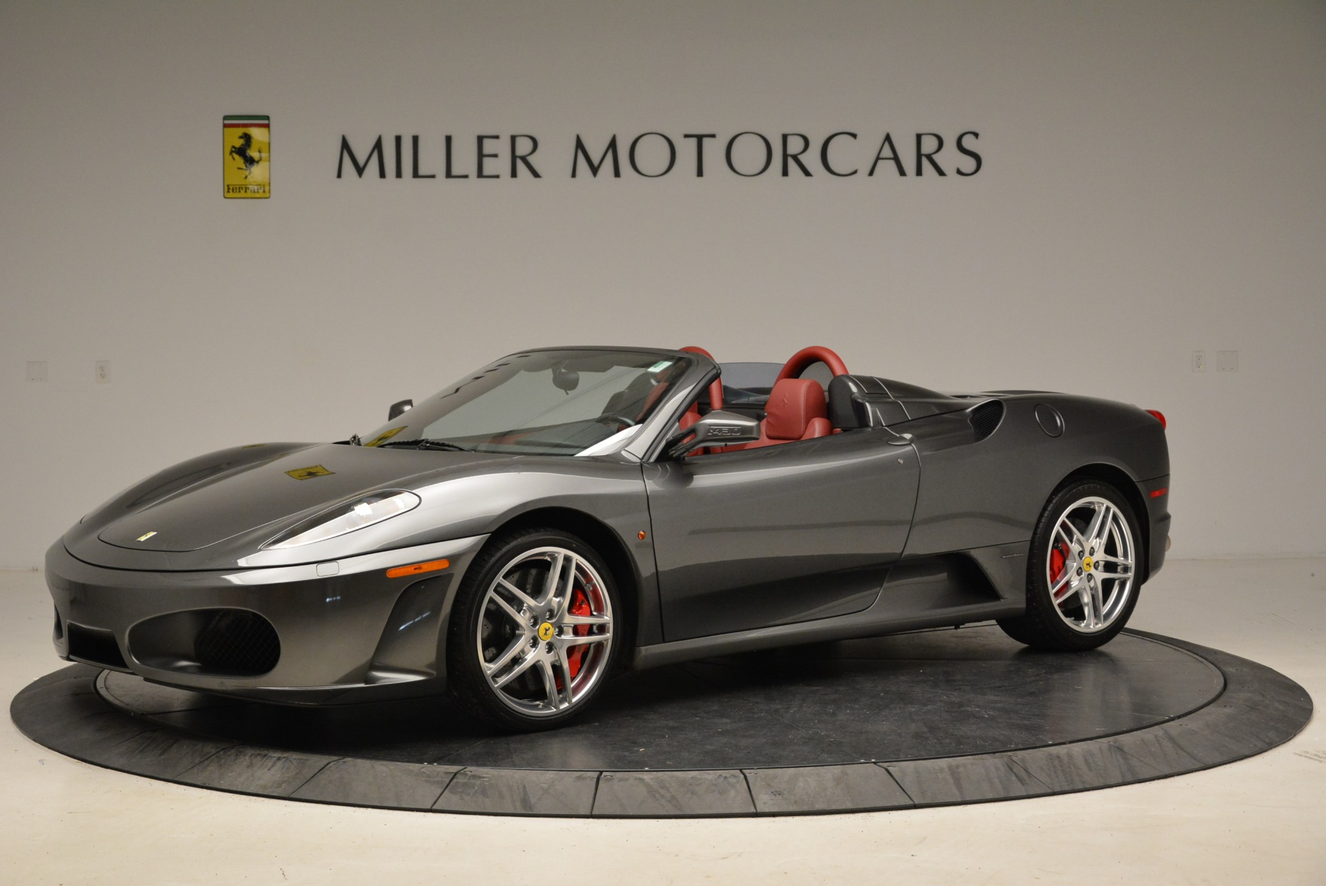 Used 2008 Ferrari F430 Spider  For Sale In Westport, CT 1883_p2