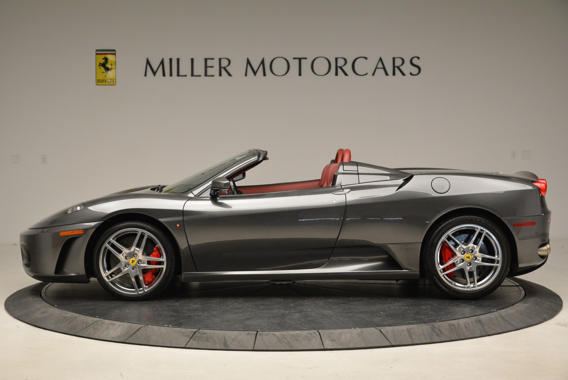 Used 2008 Ferrari F430 Spider  For Sale In Westport, CT 1883_p3