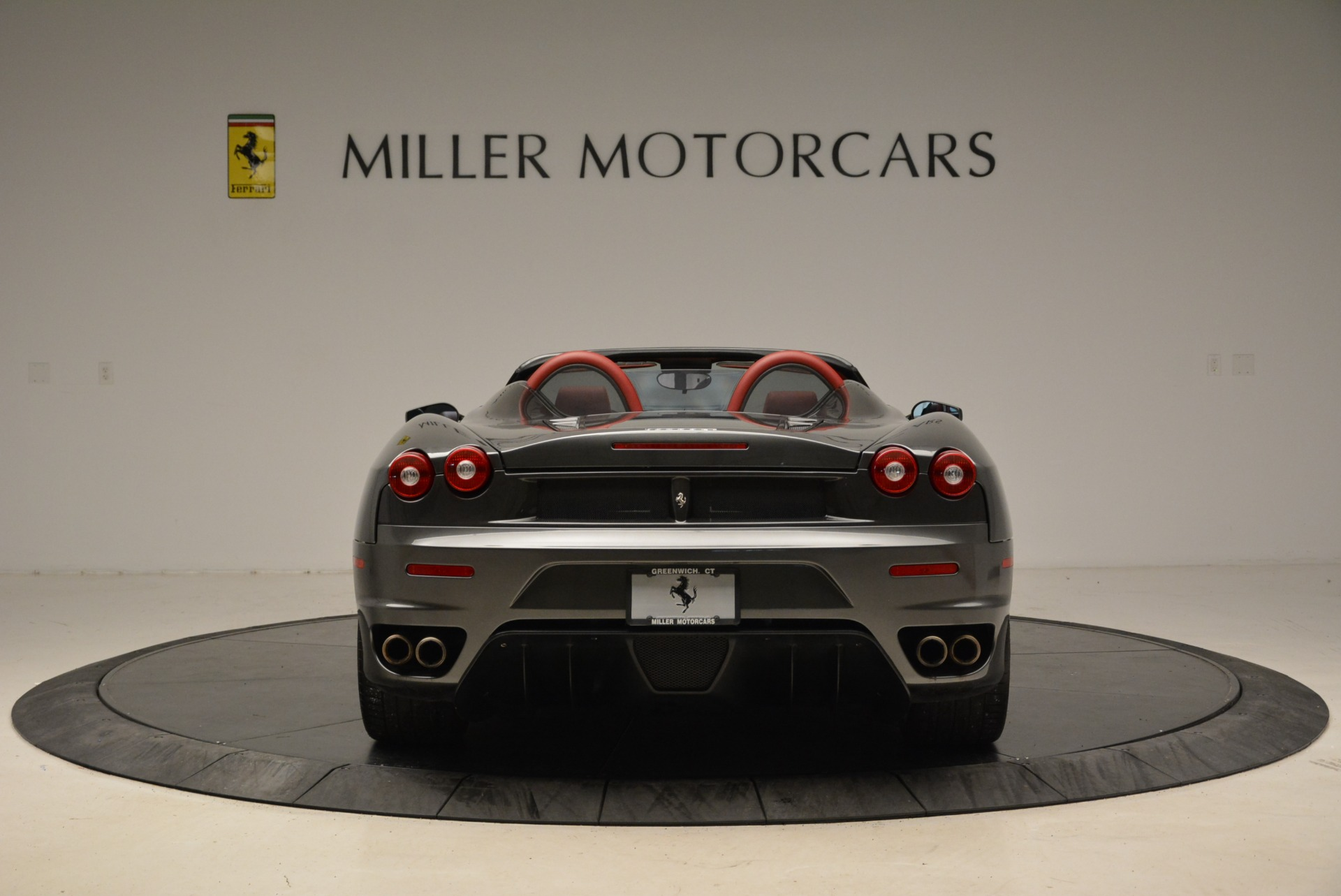 Used 2008 Ferrari F430 Spider  For Sale In Westport, CT 1883_p6