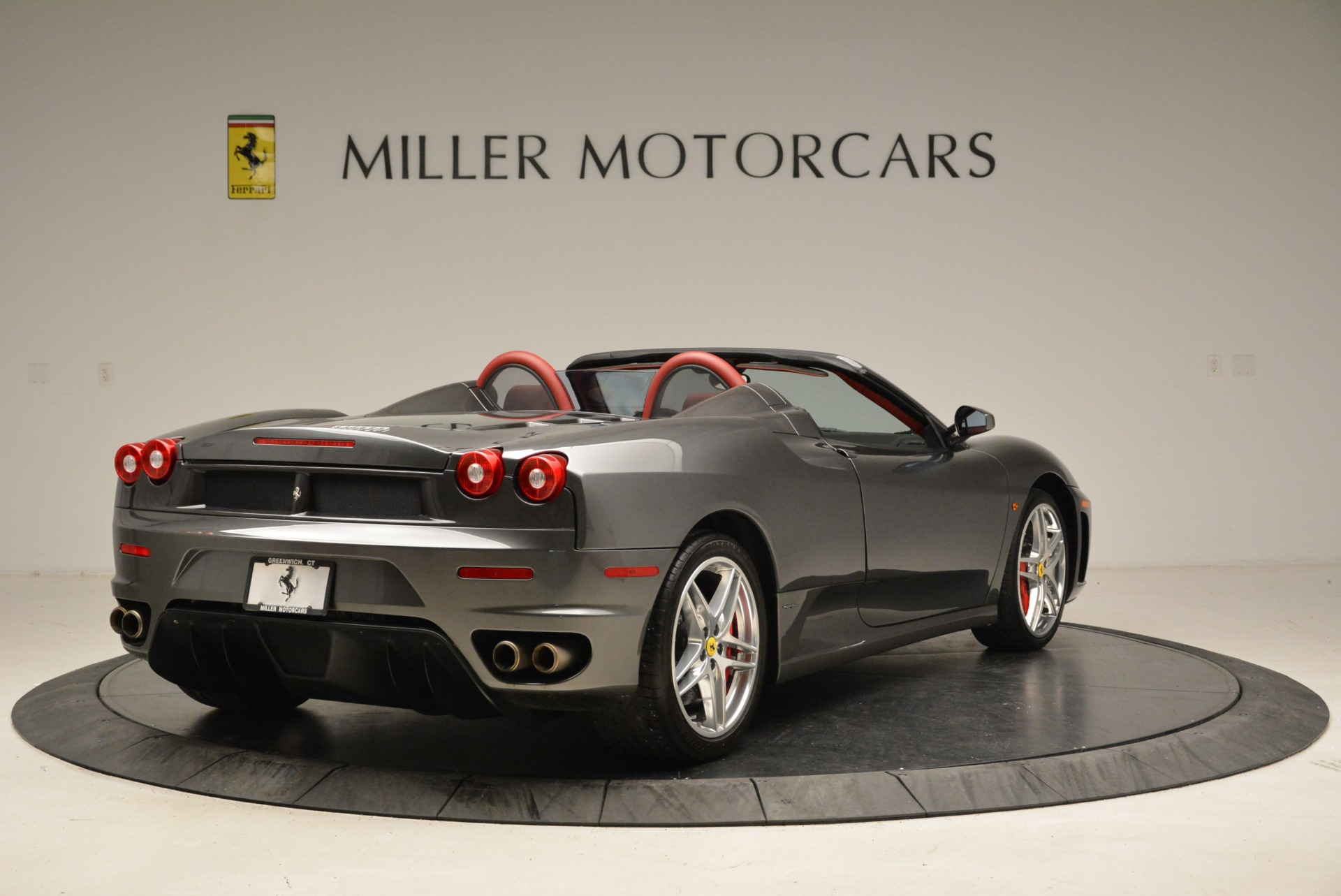 Used 2008 Ferrari F430 Spider  For Sale In Westport, CT 1883_p7