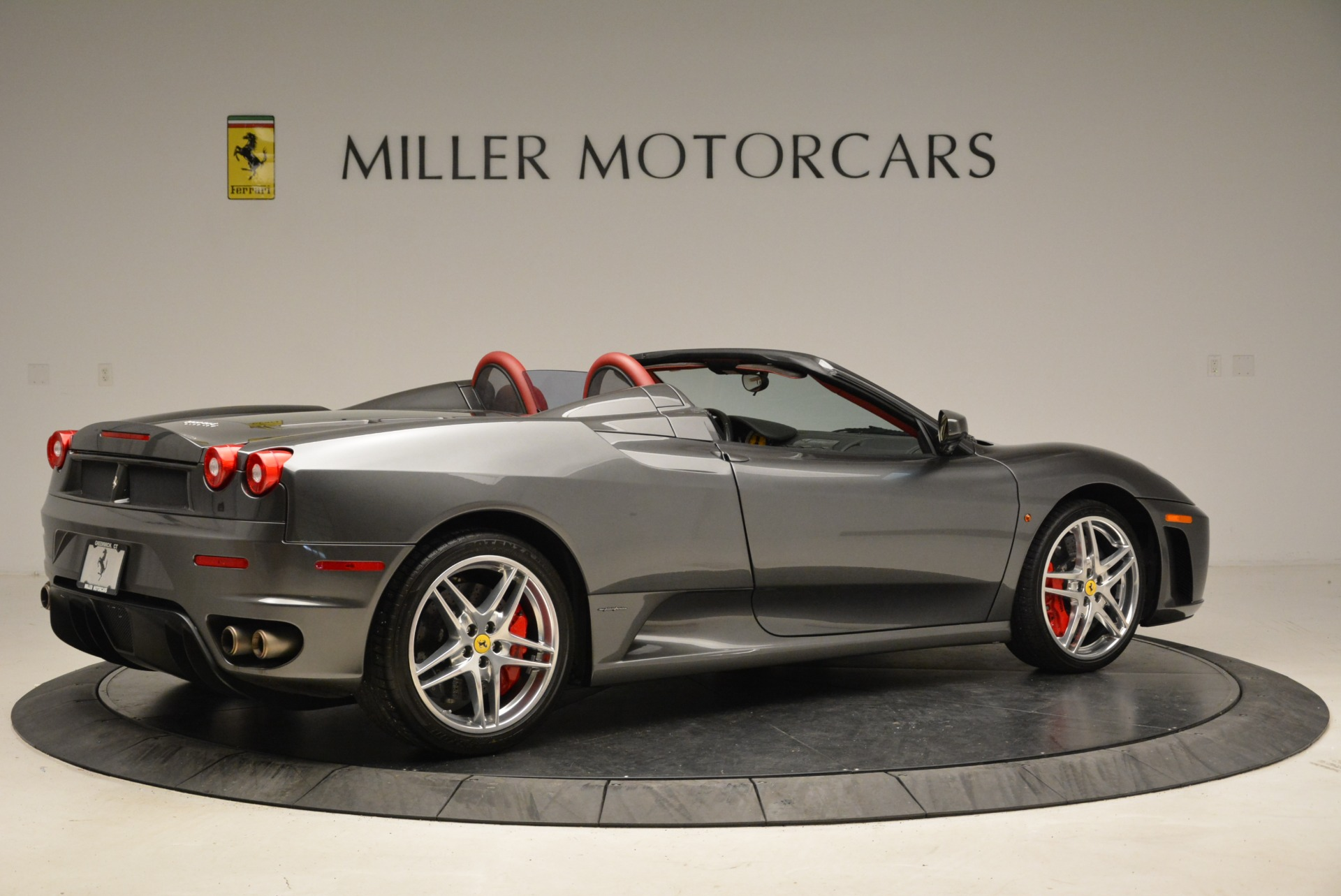 Used 2008 Ferrari F430 Spider  For Sale In Westport, CT 1883_p8