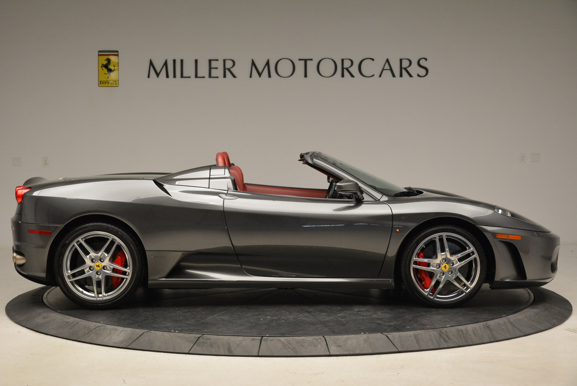 Used 2008 Ferrari F430 Spider  For Sale In Westport, CT 1883_p9