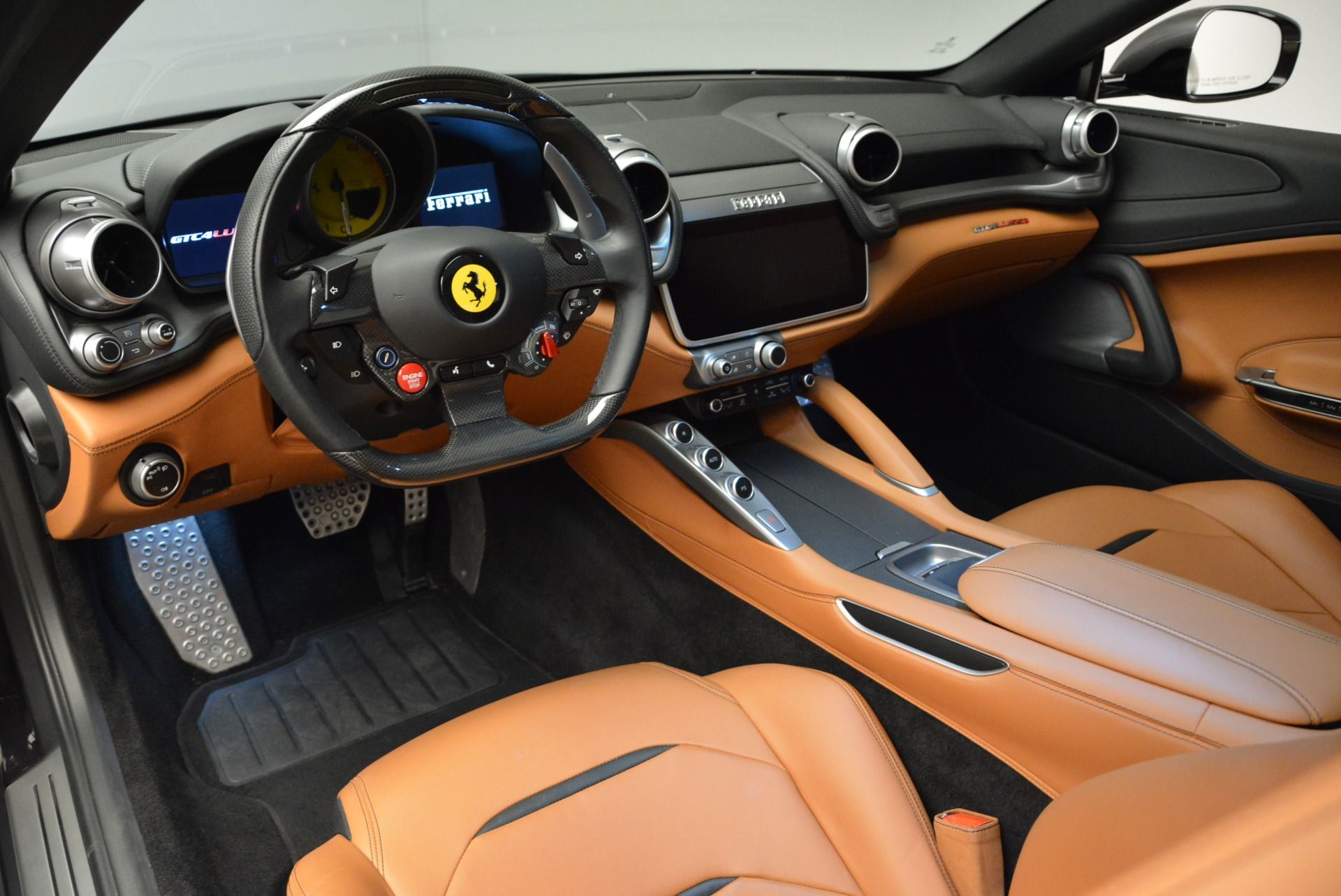 Used 2017 Ferrari GTC4Lusso  For Sale In Westport, CT 1886_p14