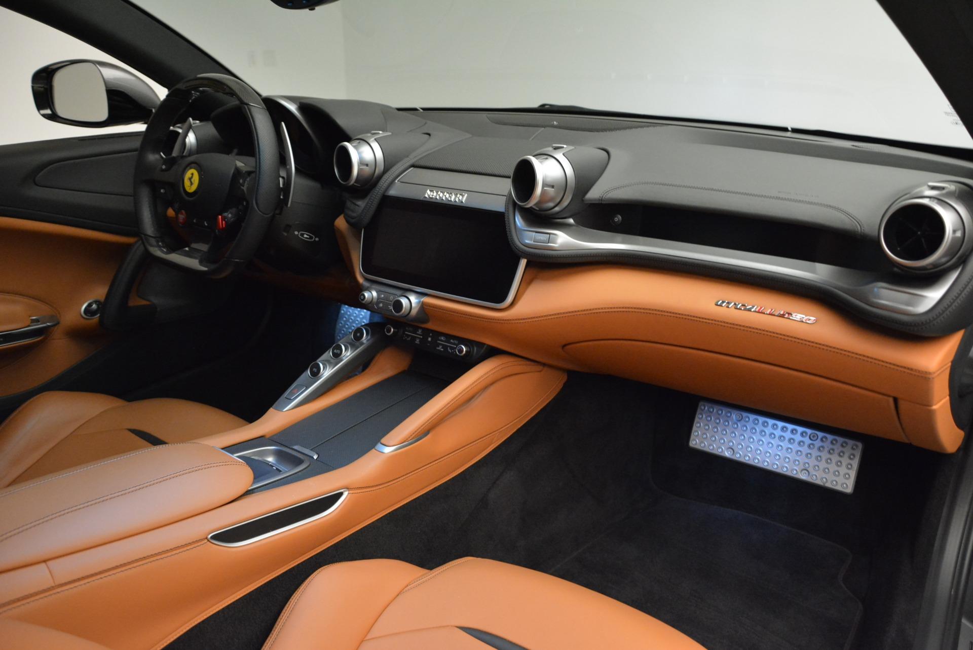 Used 2017 Ferrari GTC4Lusso  For Sale In Westport, CT 1886_p19