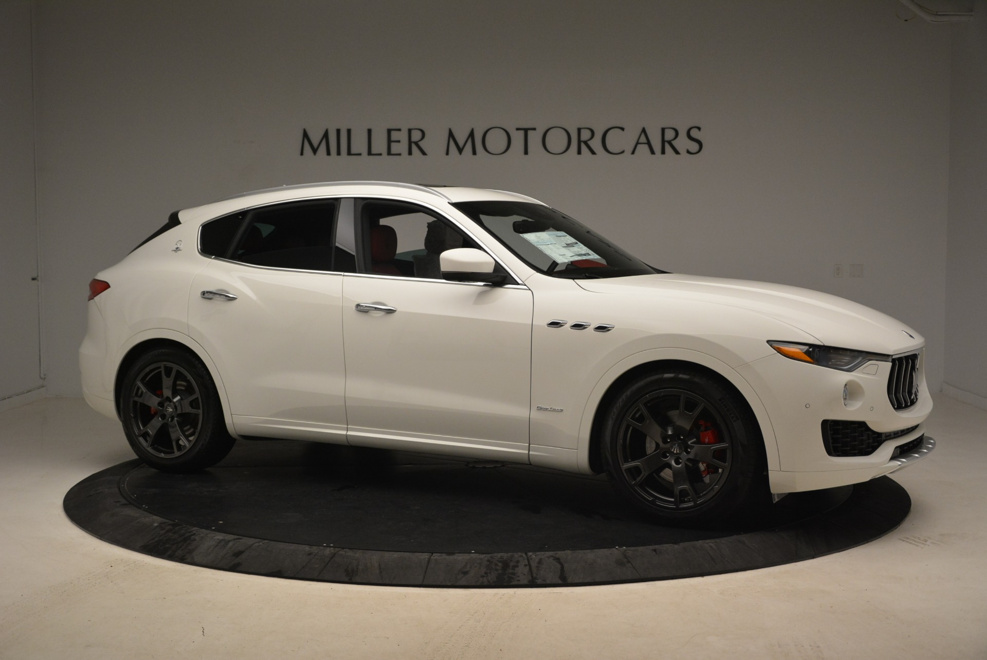 New 2018 Maserati Levante Q4 GranLusso For Sale In Westport, CT 1889_p10