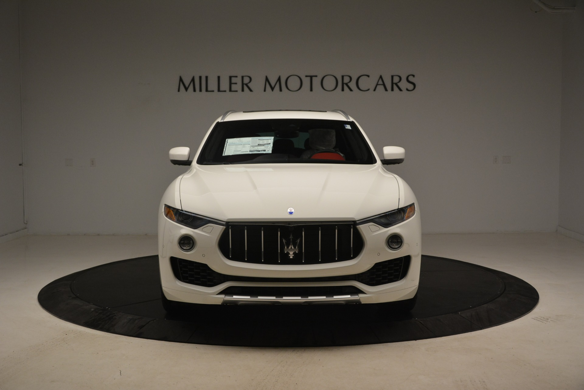 New 2018 Maserati Levante Q4 GranLusso For Sale In Westport, CT 1889_p12