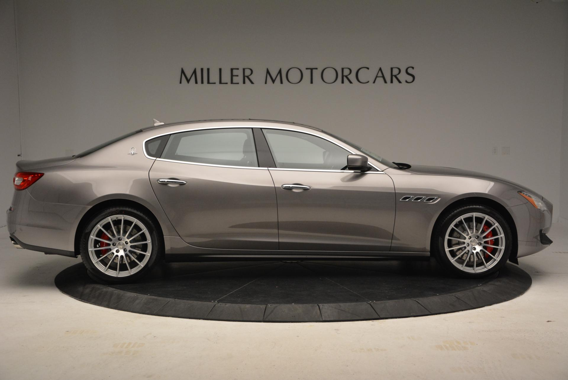 New 2016 Maserati Quattroporte S Q4 For Sale In Westport, CT 189_p12