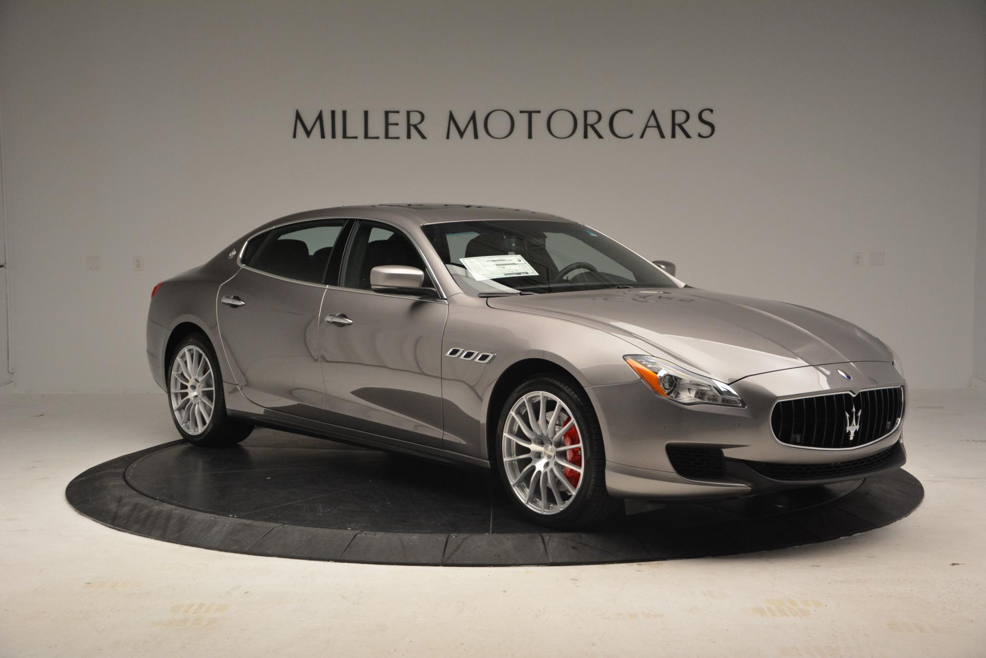 New 2016 Maserati Quattroporte S Q4 For Sale In Westport, CT 189_p14