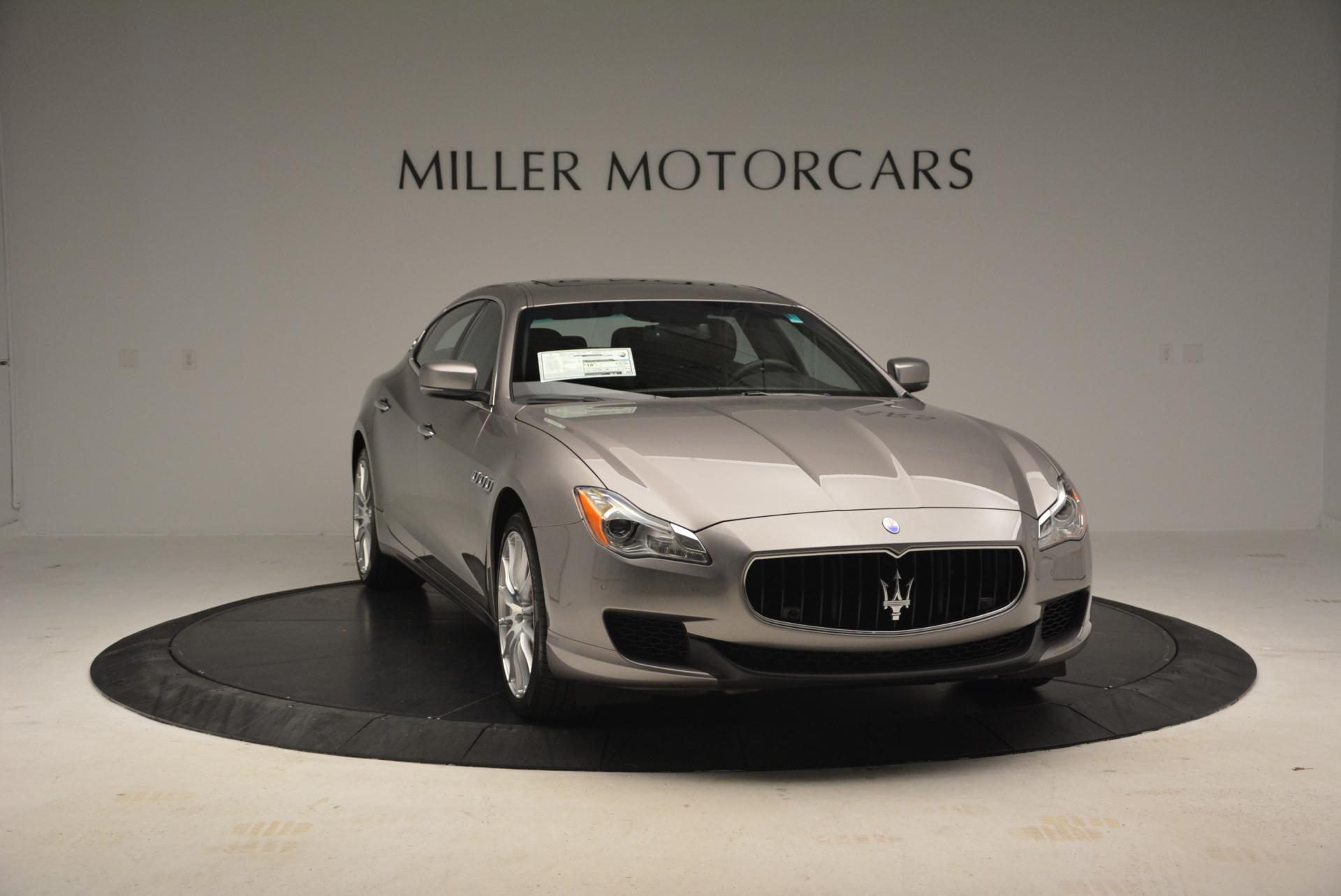 New 2016 Maserati Quattroporte S Q4 For Sale In Westport, CT 189_p15