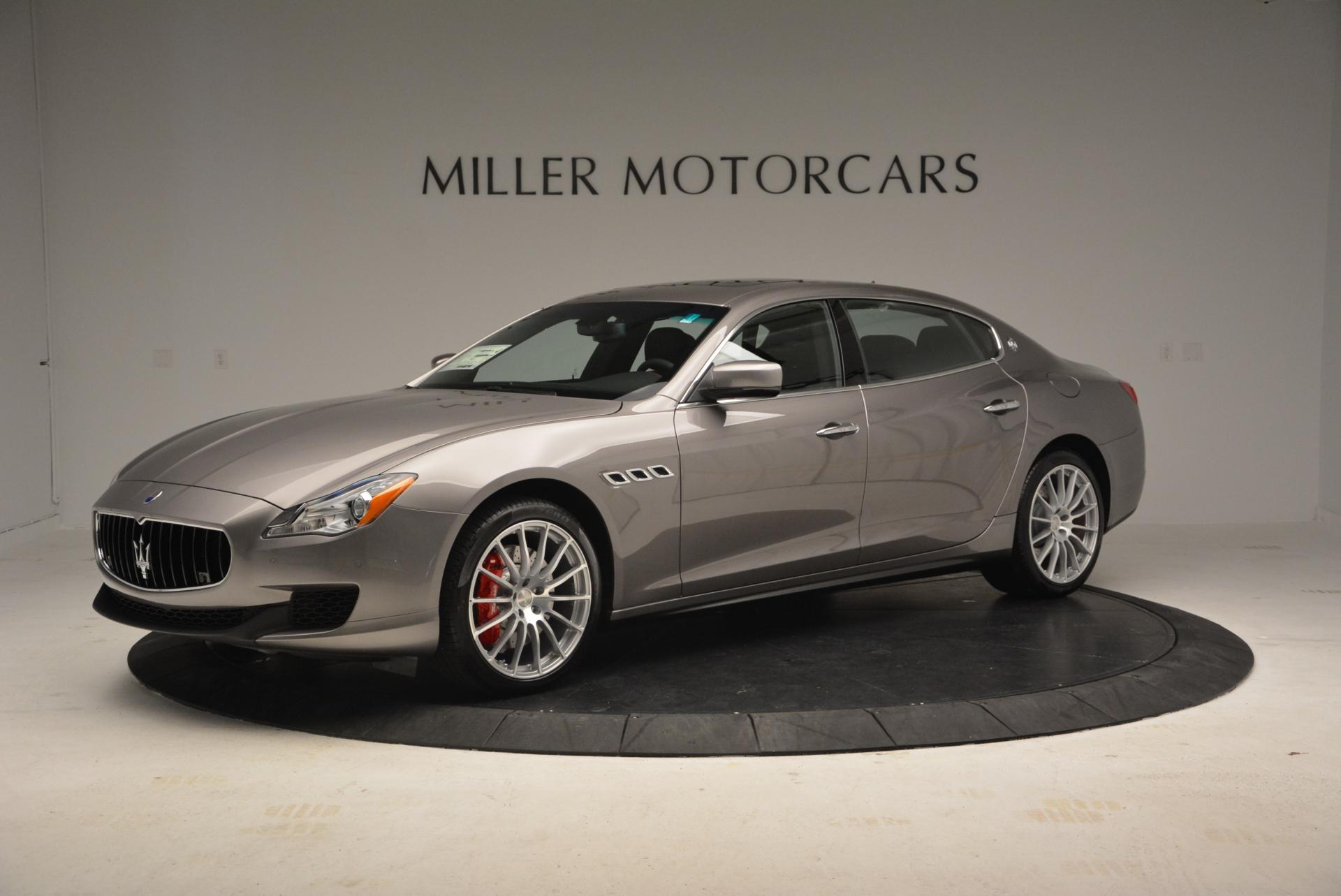 New 2016 Maserati Quattroporte S Q4 For Sale In Westport, CT 189_p4