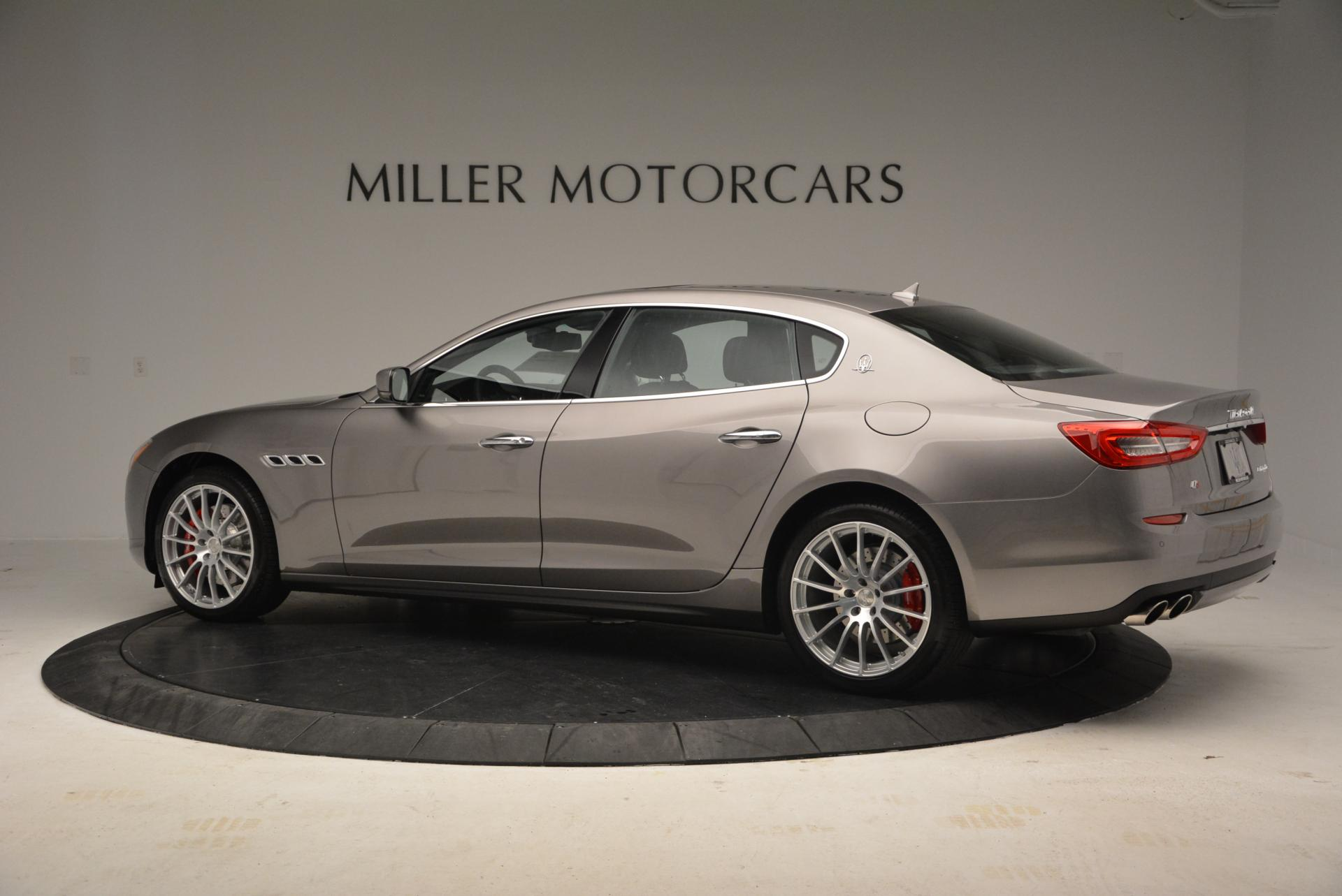 New 2016 Maserati Quattroporte S Q4 For Sale In Westport, CT 189_p6