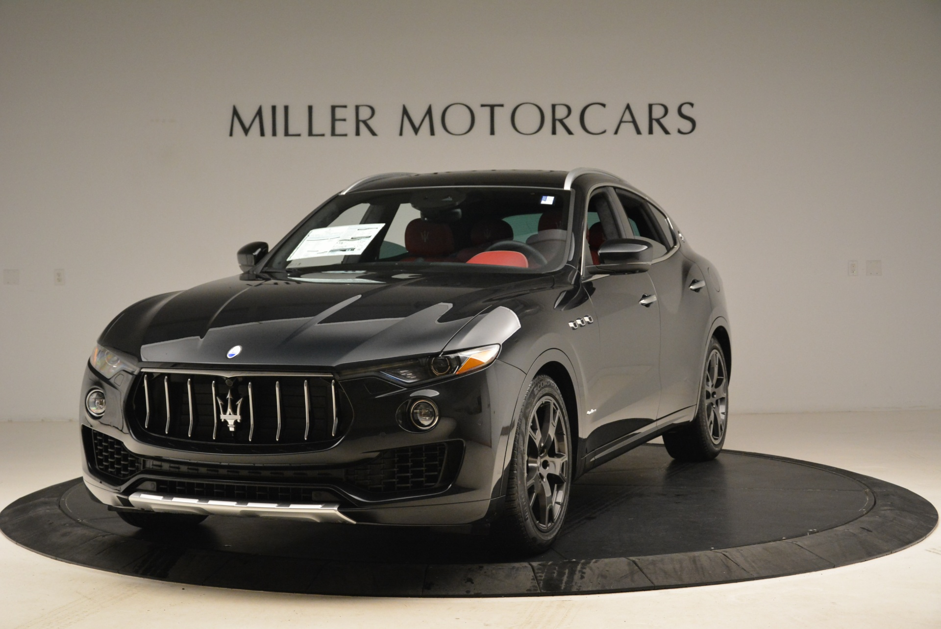 New 2018 Maserati Levante Q4 GranLusso For Sale In Westport, CT