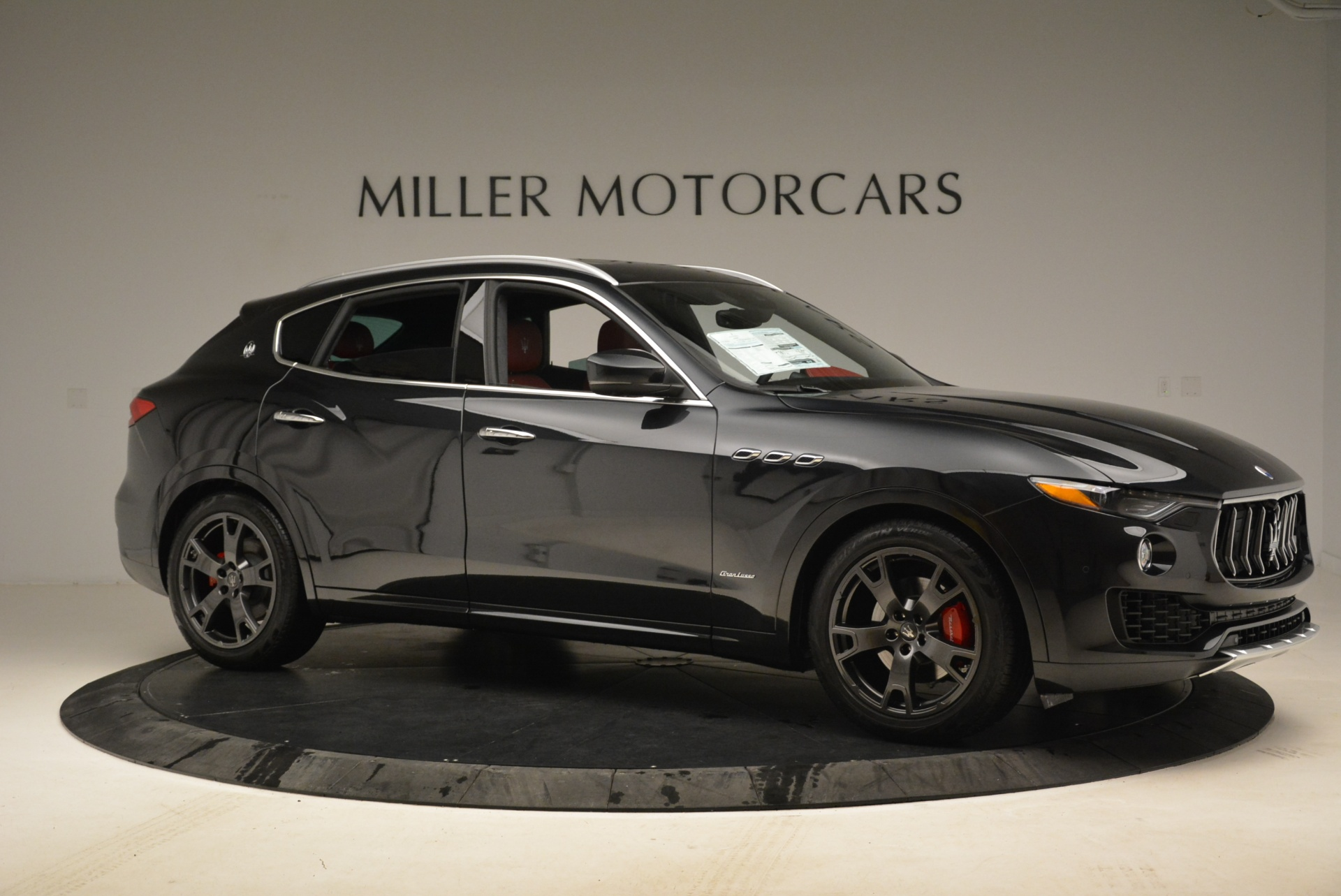 New 2018 Maserati Levante Q4 GranLusso For Sale In Westport, CT 1890_p10