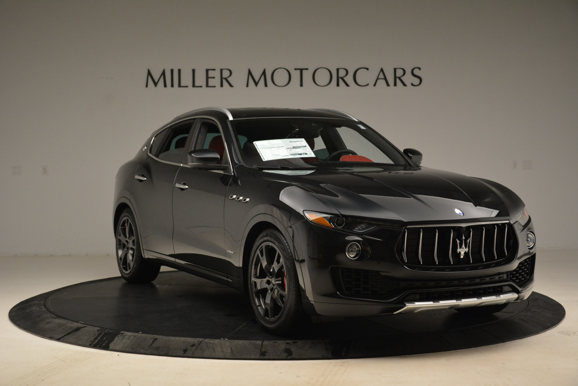 New 2018 Maserati Levante Q4 GranLusso For Sale In Westport, CT 1890_p11