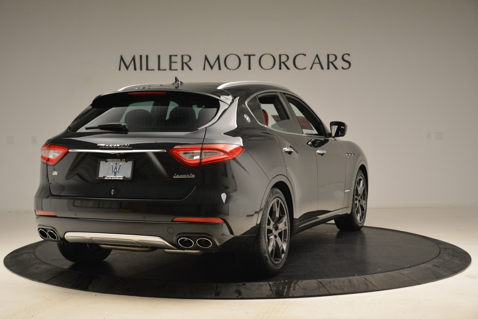 New 2018 Maserati Levante Q4 GranLusso For Sale In Westport, CT 1890_p7