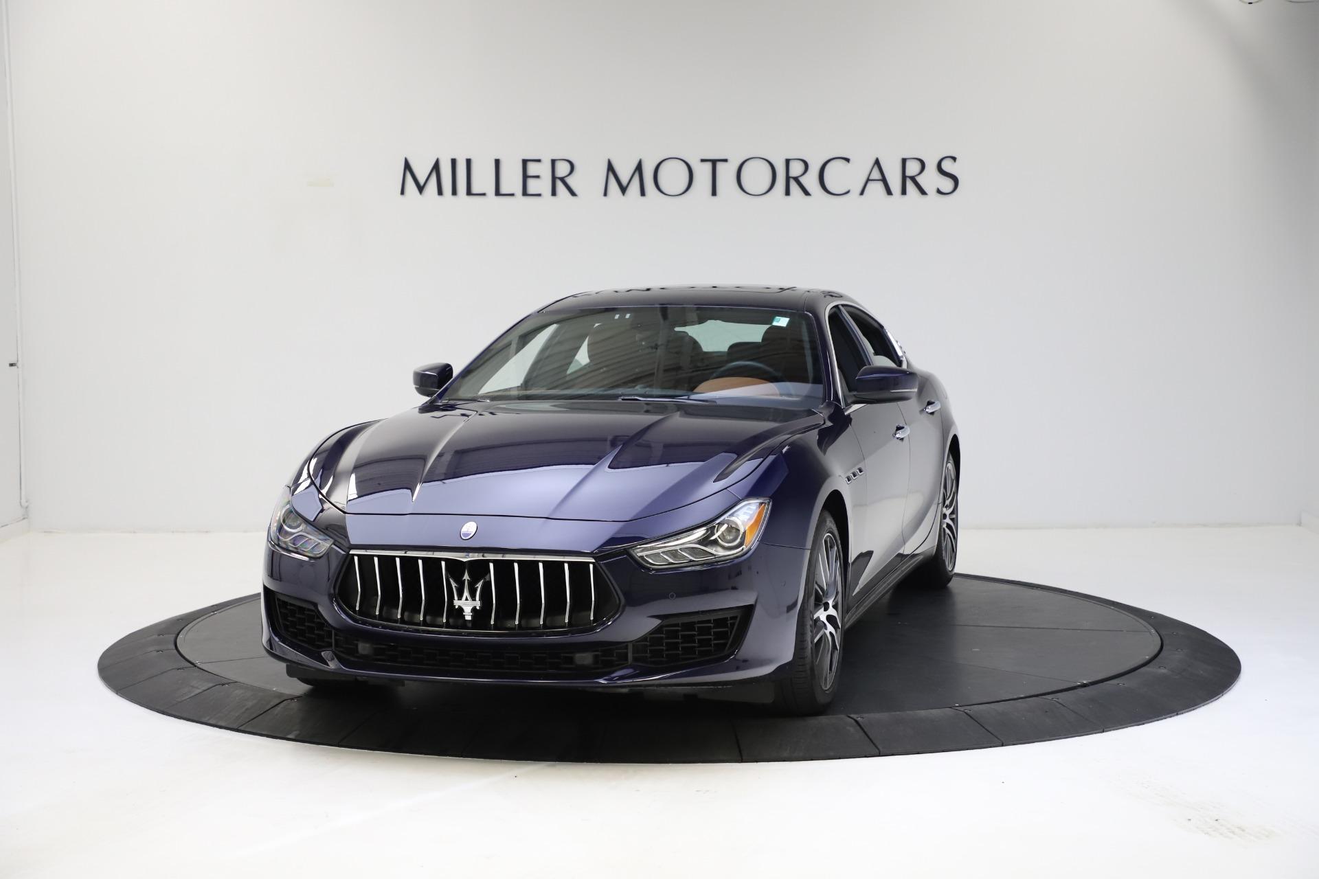 New 2018 Maserati Ghibli S Q4 For Sale In Westport, CT 1891_main